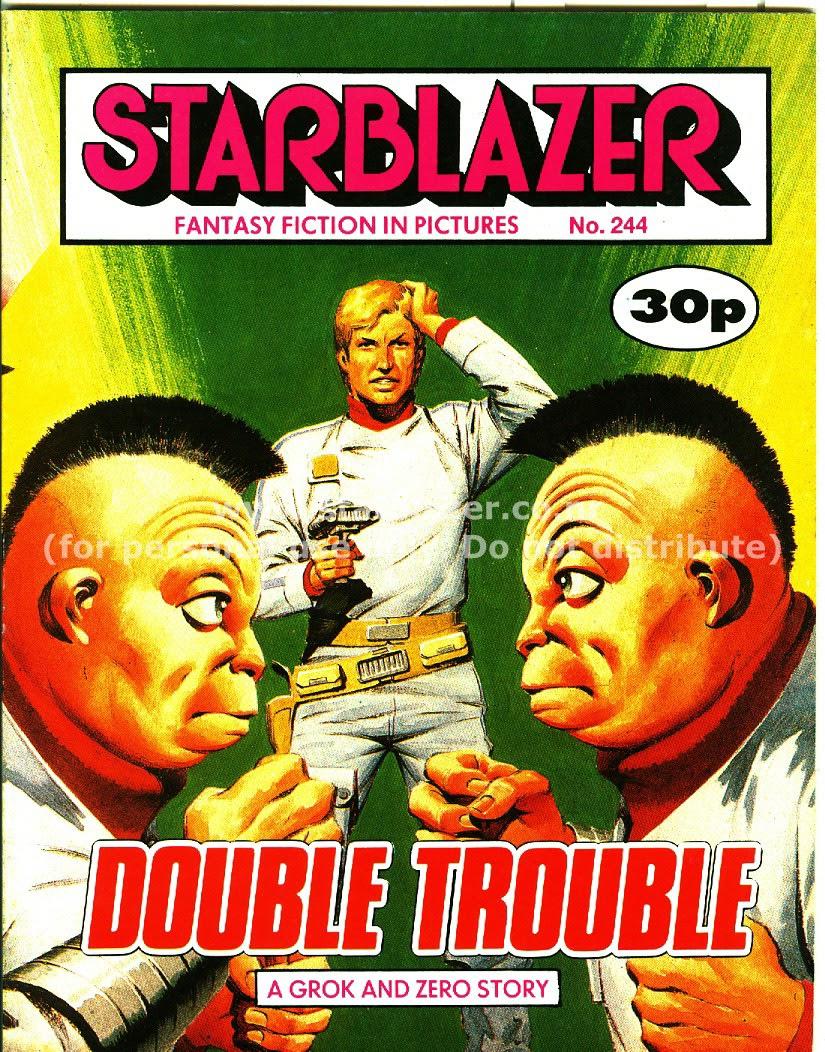 Starblazer issue 244 - Page 1