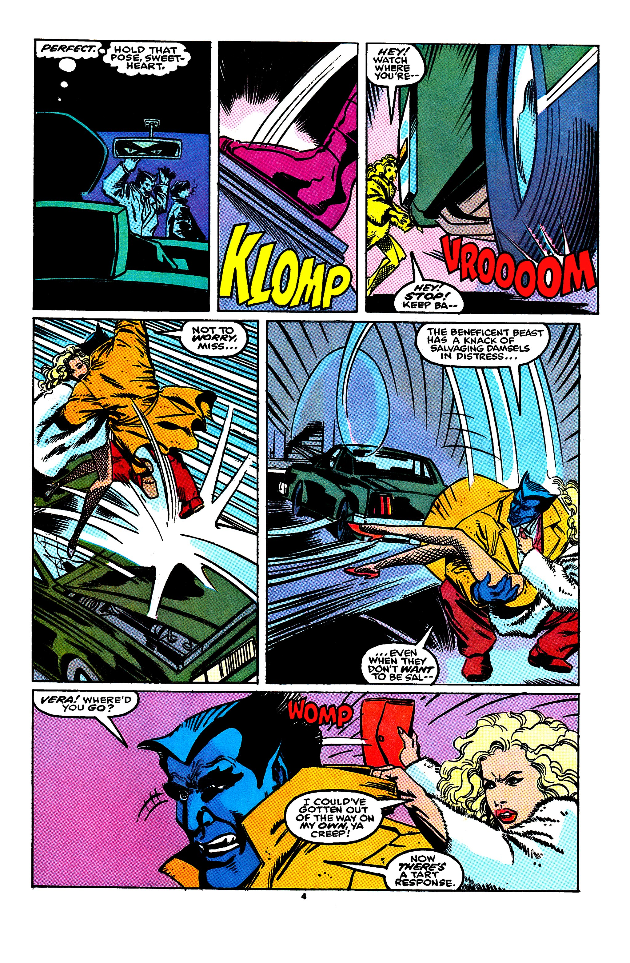 Read online X-Factor (1986) comic -  Issue #55 - 5