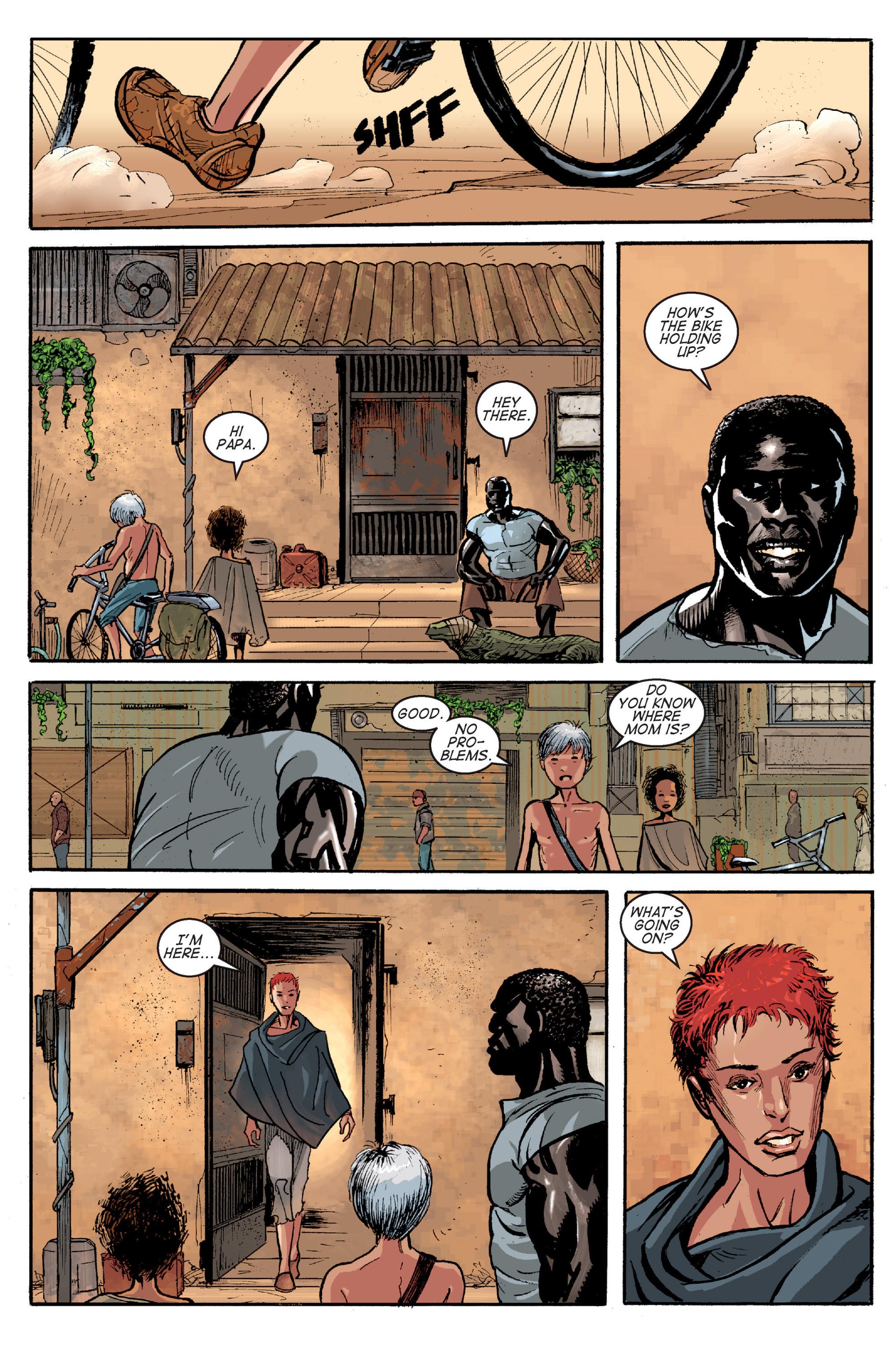Read online Planetoid comic -  Issue # TPB - 169