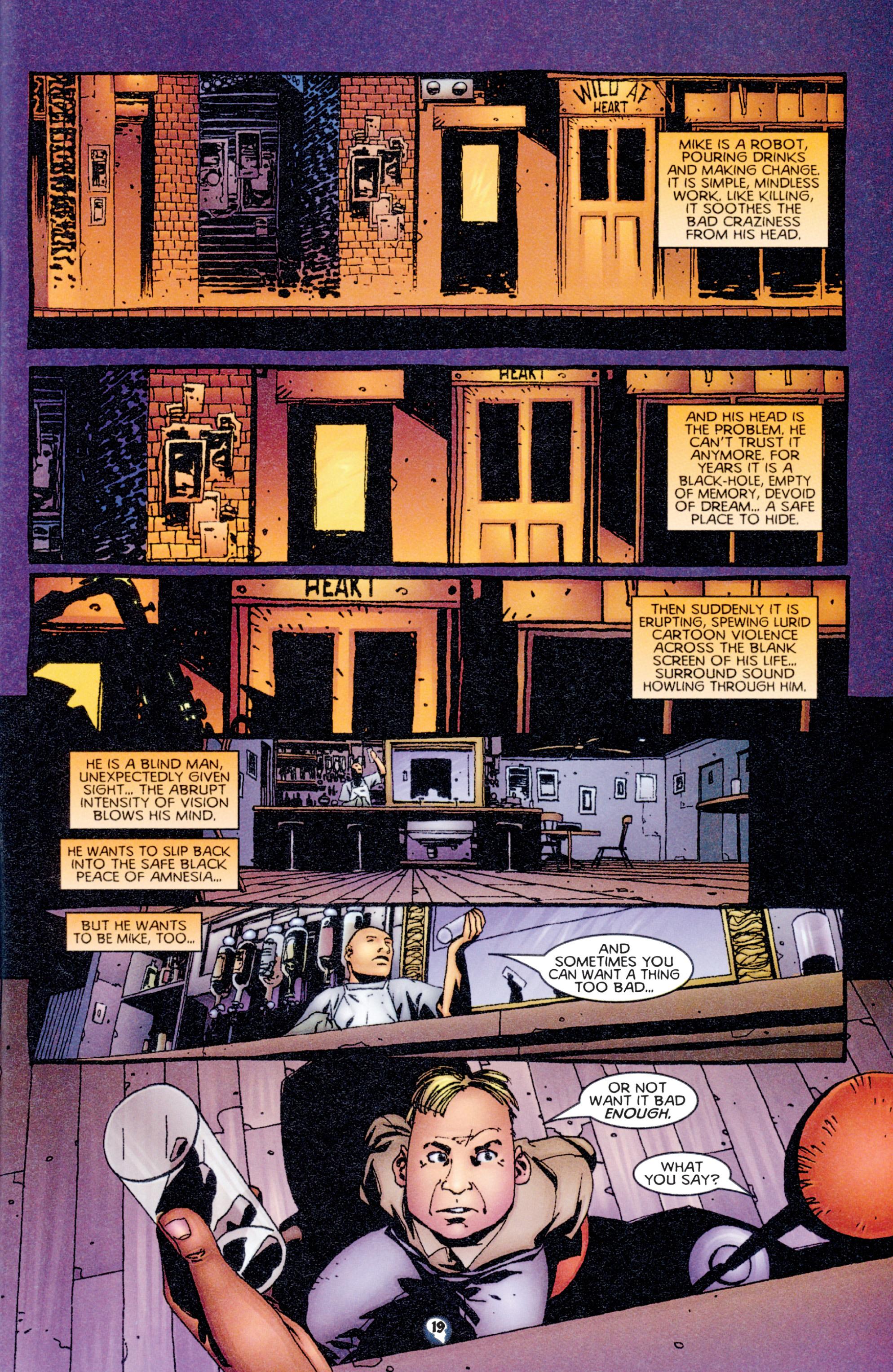 Read online Shadowman (1997) comic -  Issue #5 - 16