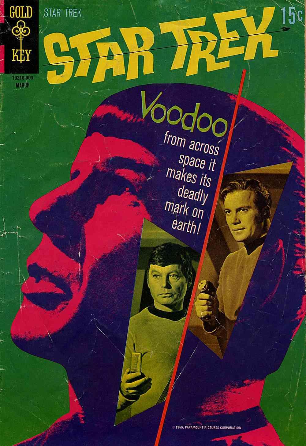 Star Trek (1967) issue 7 - Page 1