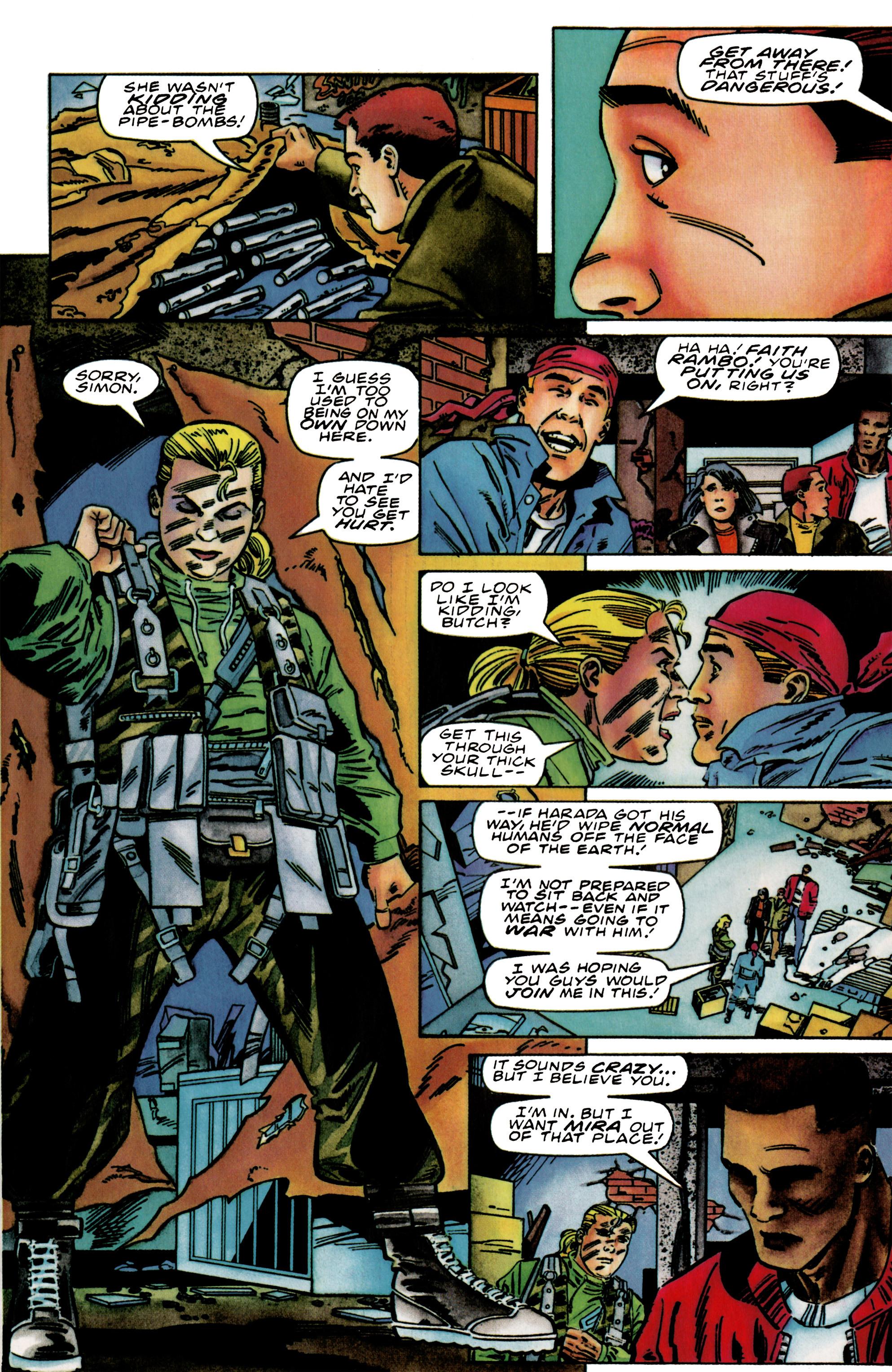 Read online Harbinger (1992) comic -  Issue #39 - 7