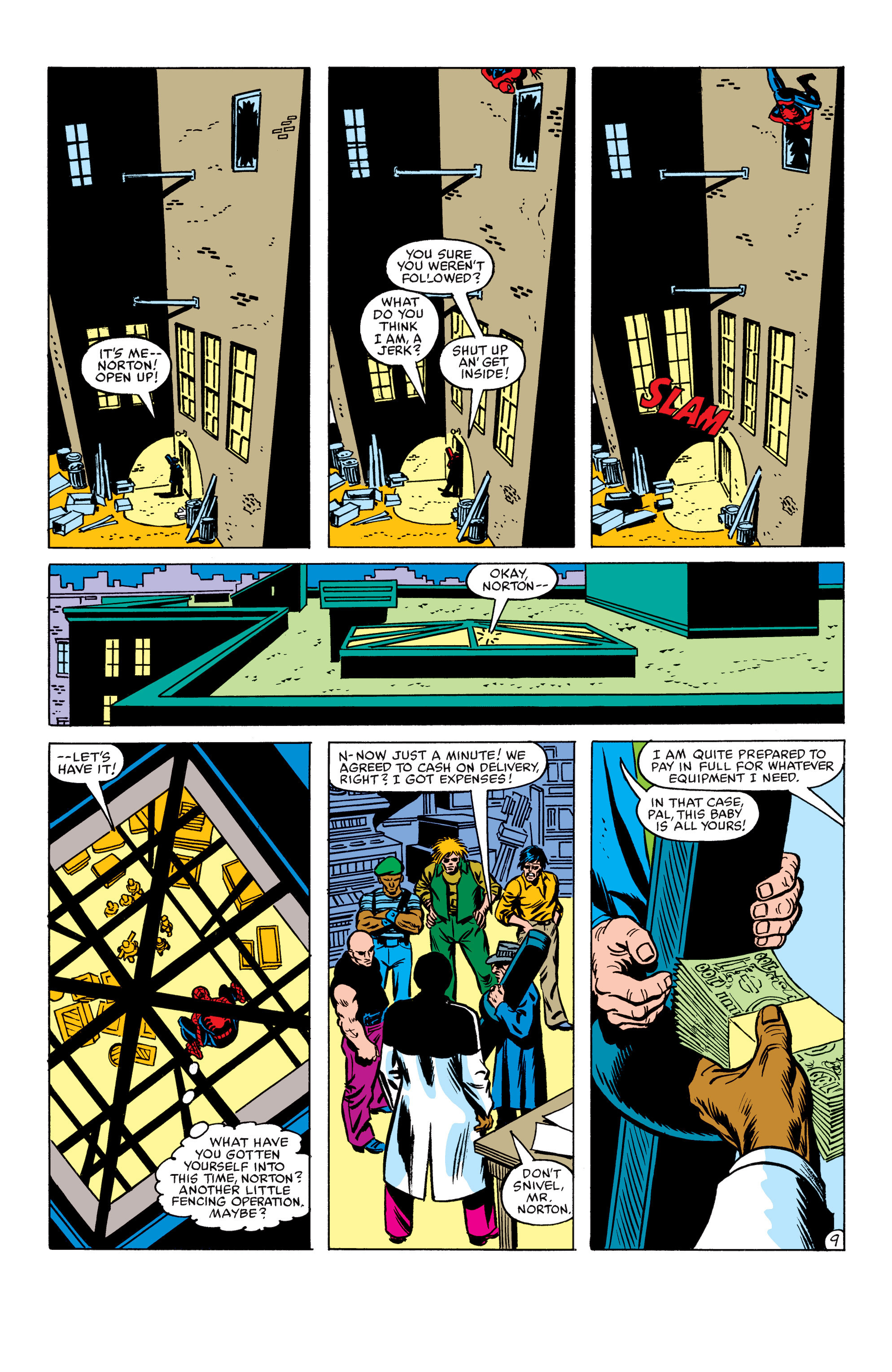 The Amazing Spider-Man (1963) 247 Page 9