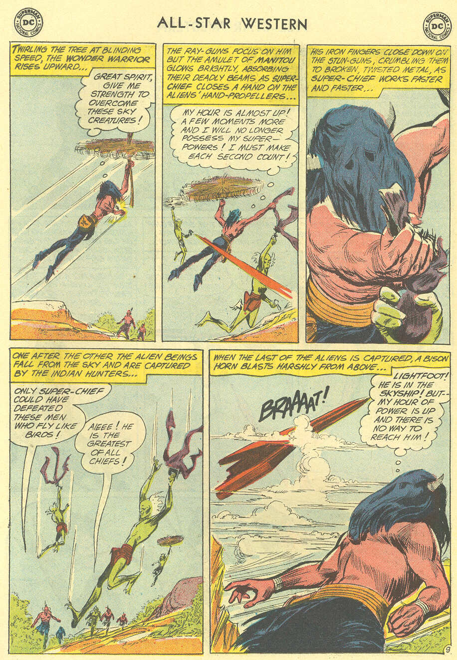 Read online All-Star Western (1951) comic -  Issue #119 - 30