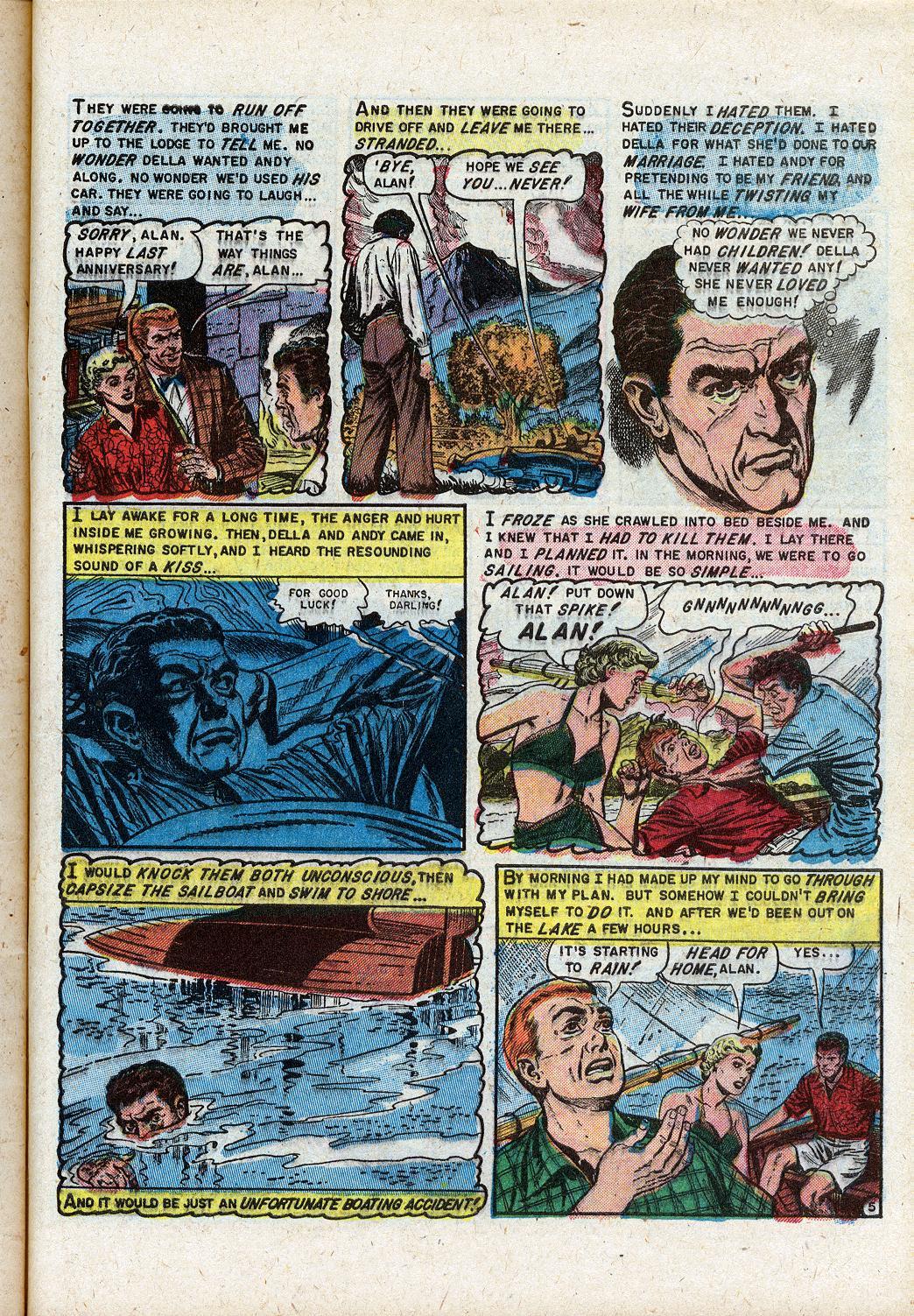 Read online Shock SuspenStories comic -  Issue #11 - 31