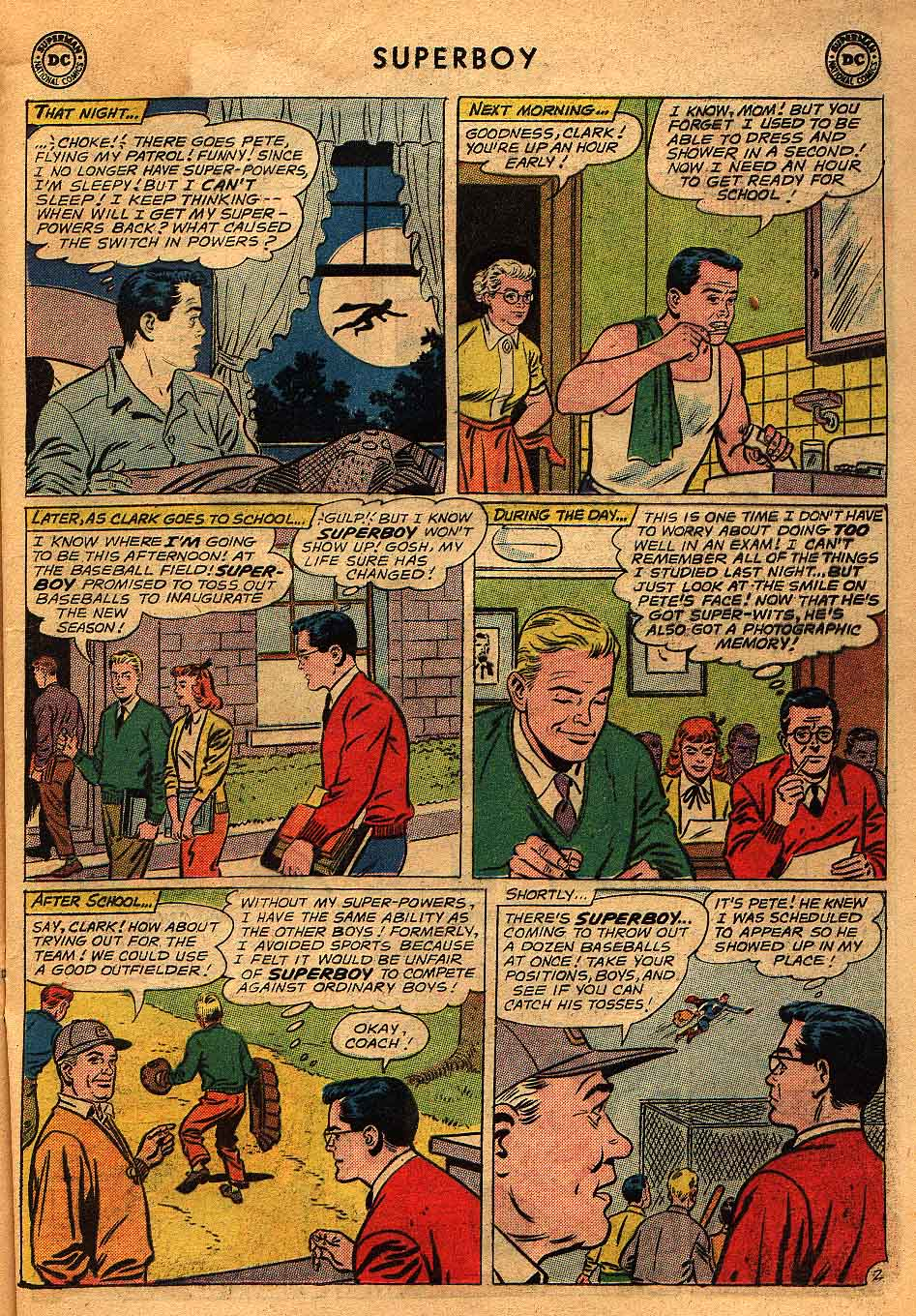 Superboy (1949) issue 96 - Page 16