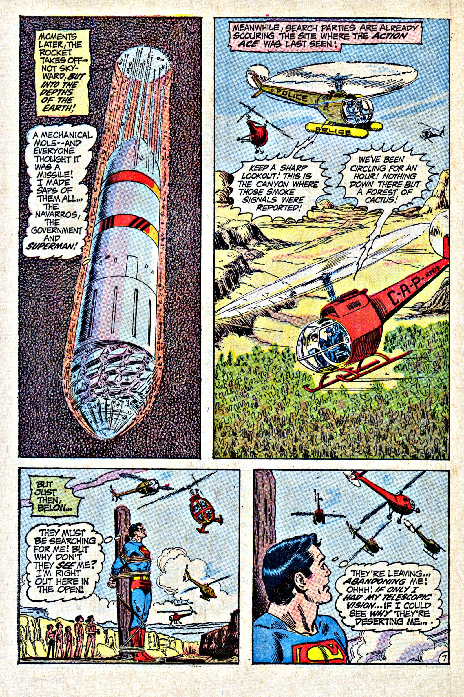 Read online Action Comics (1938) comic -  Issue #402 - 10