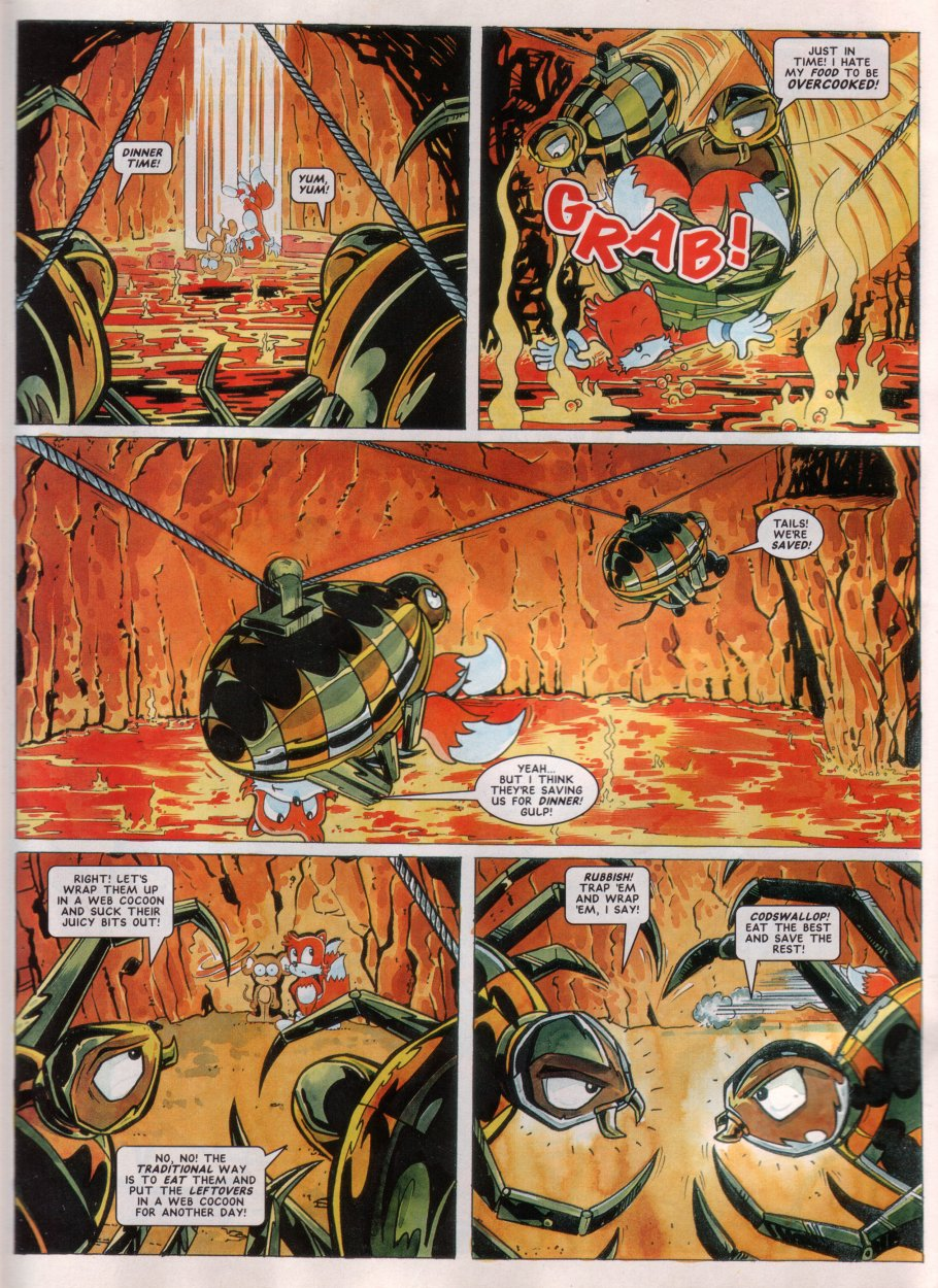 Read online Sonic the Comic comic -  Issue #75 - 25
