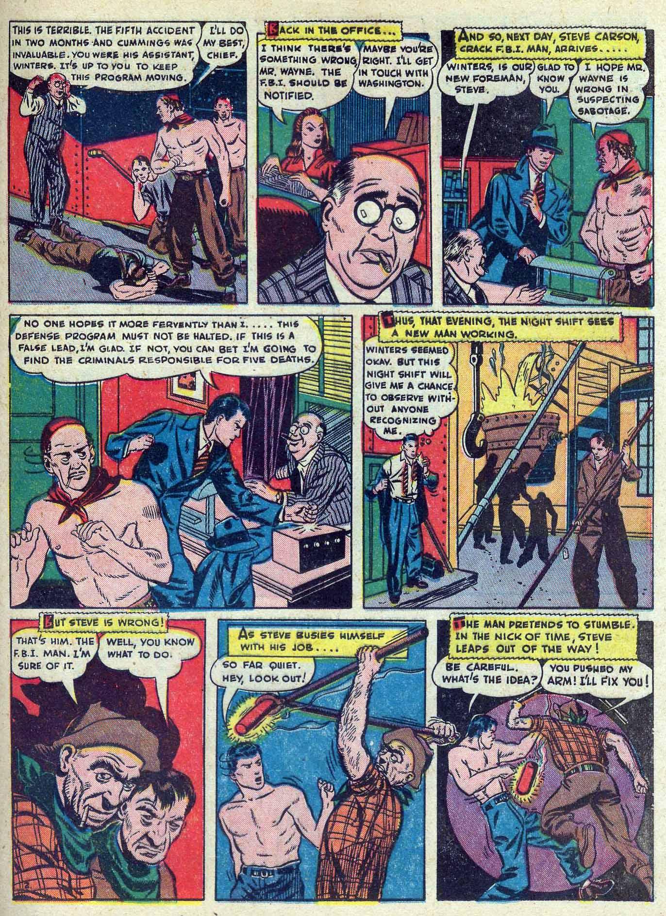 Read online Adventure Comics (1938) comic -  Issue #70 - 49