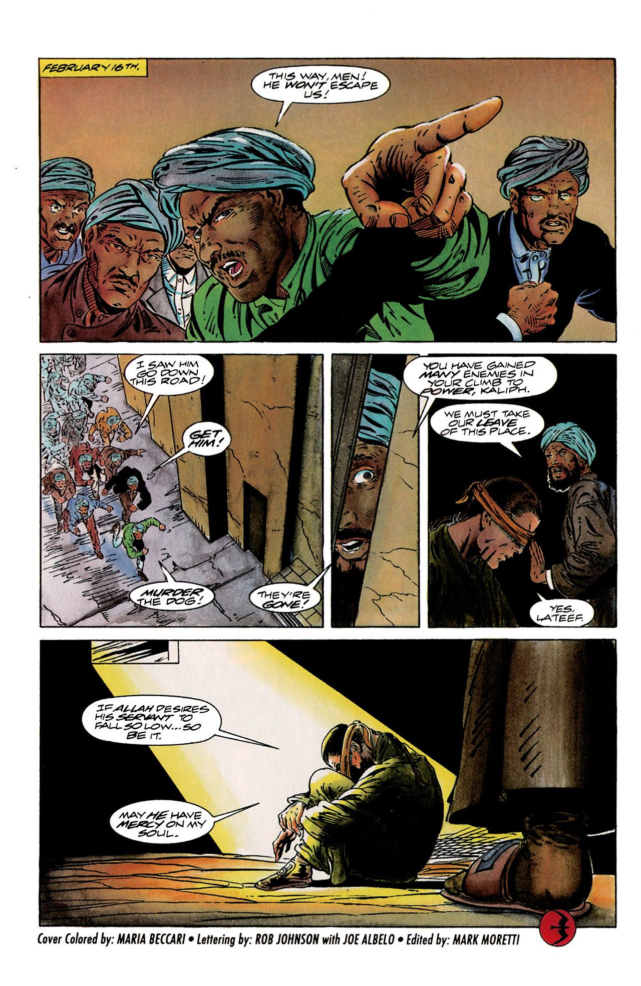 Read online Harbinger (1992) comic -  Issue #20 - 22