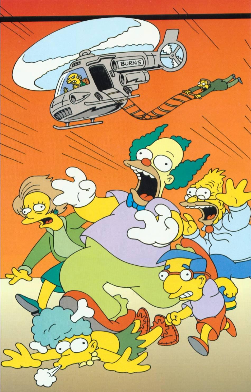Read online Simpsons Comics comic -  Issue #5 - 28