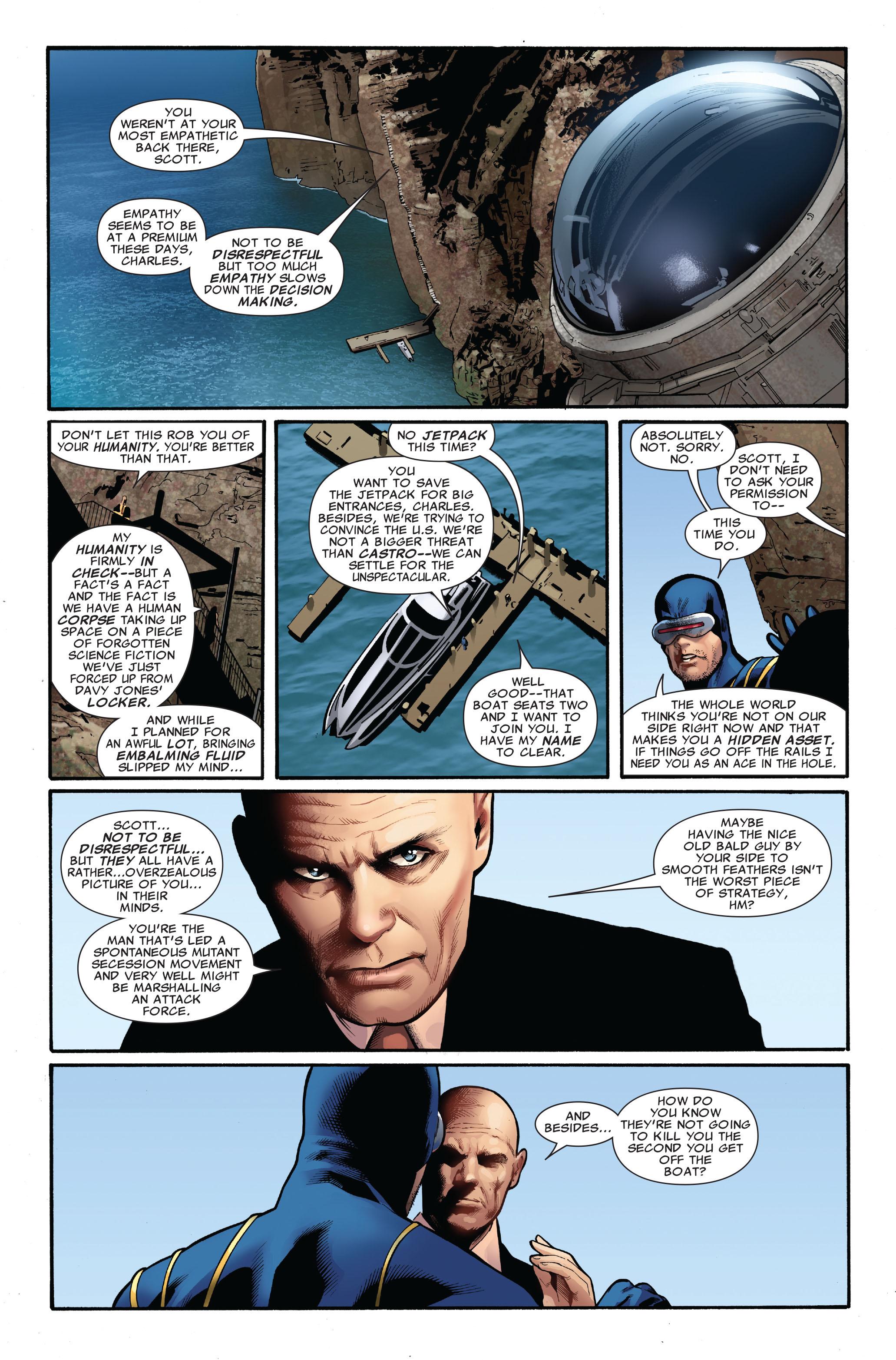 Read online Uncanny X-Men (1963) comic -  Issue #515 - 14