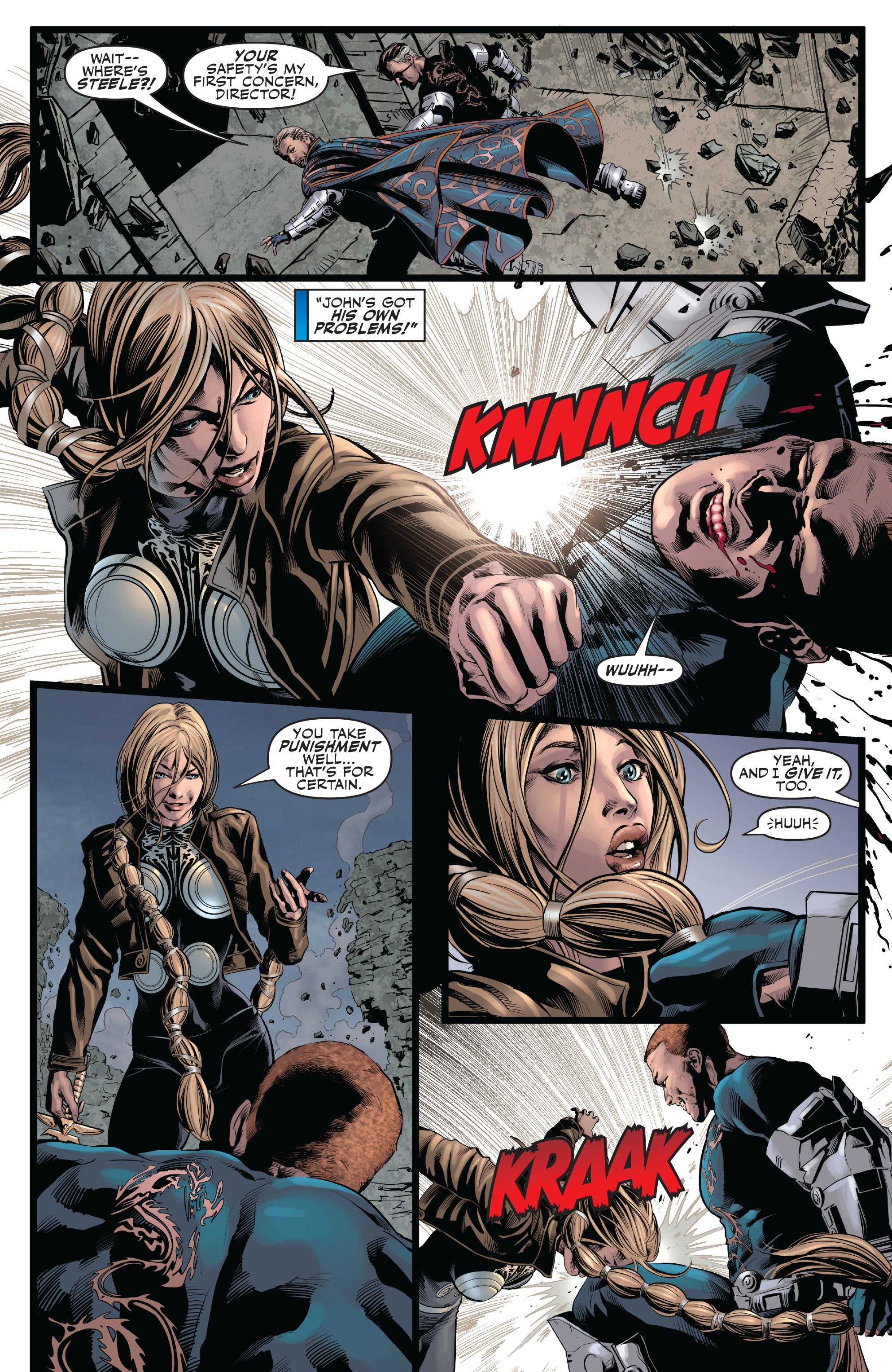 Read online Secret Avengers (2010) comic -  Issue #10 - 19