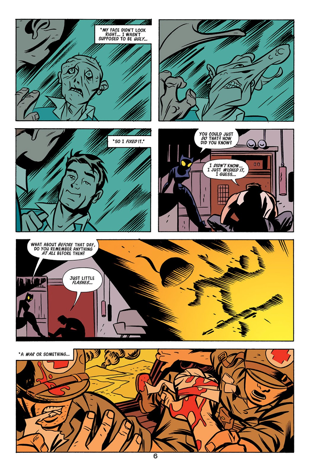 Catwoman (2002) Issue #4 #4 - English 7