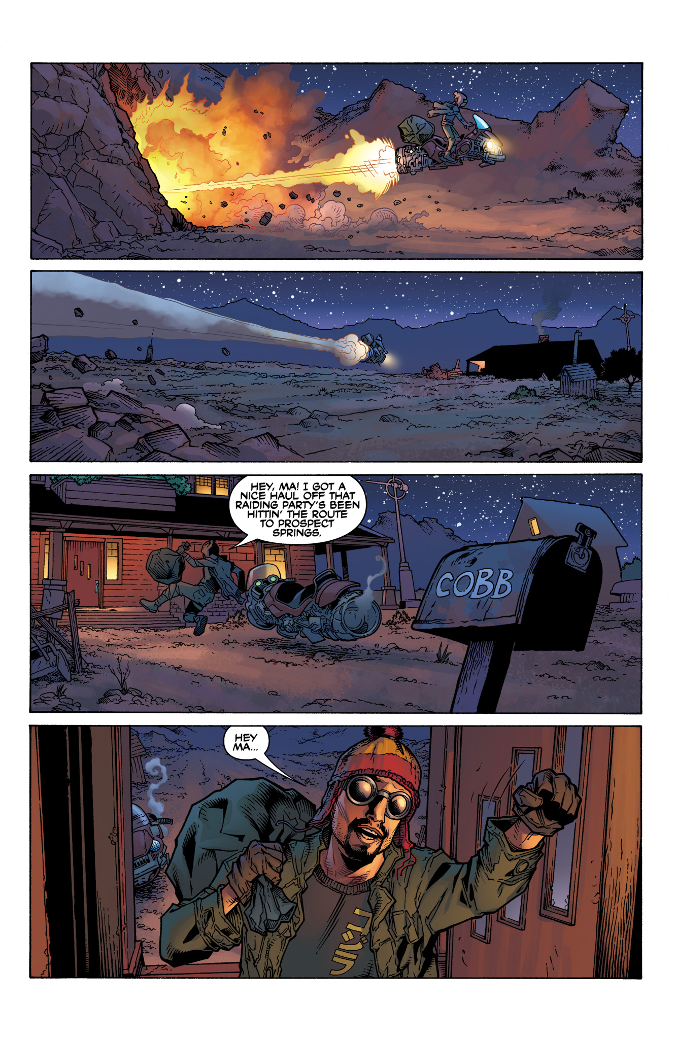 Read online Serenity: Firefly Class 03-K64  Leaves on the Wind comic -  Issue #1 - 24