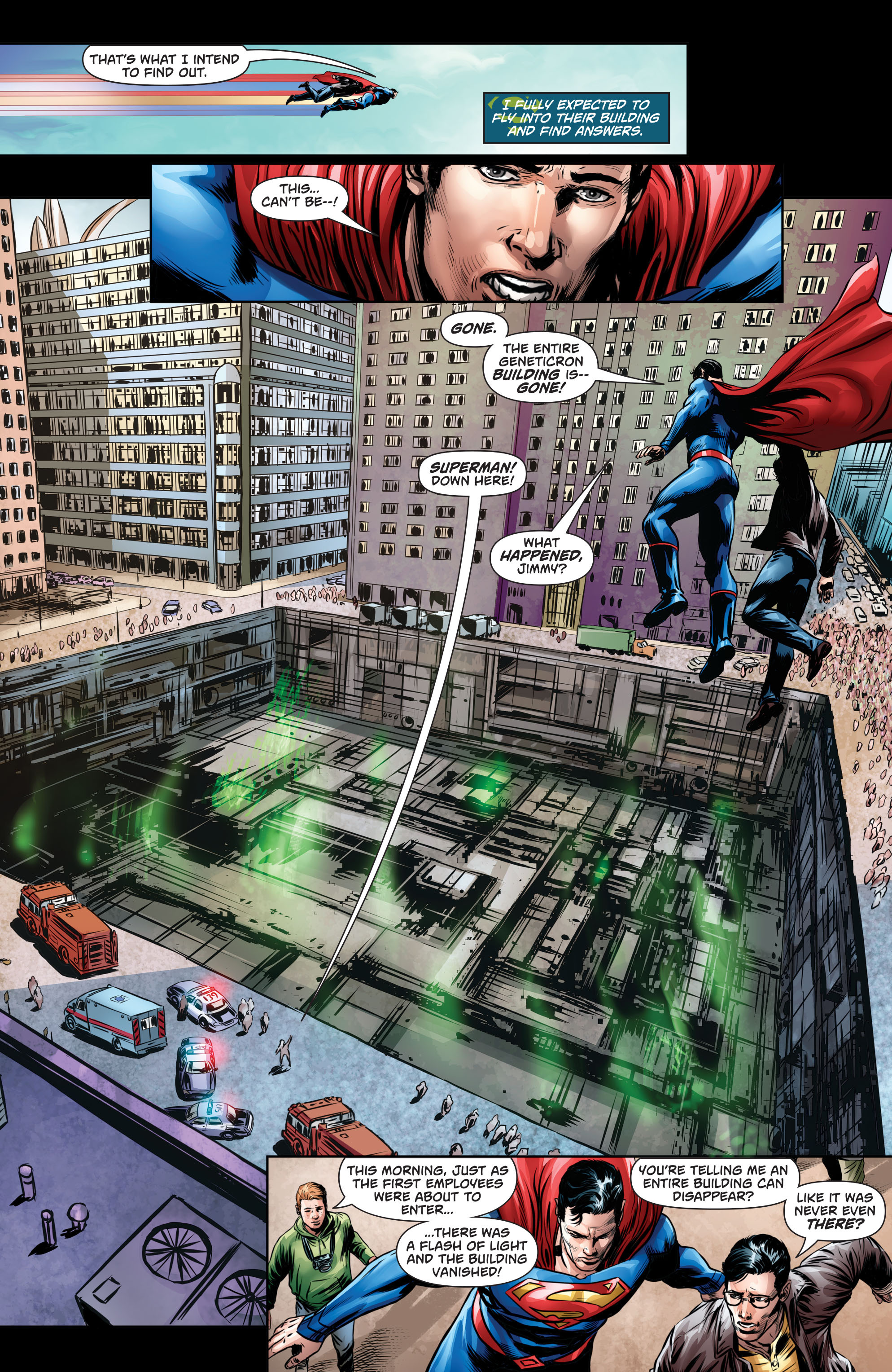 Read online Action Comics (2016) comic -  Issue #964 - 17