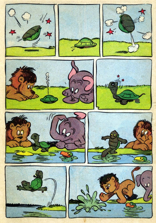 Read online Animal Comics comic -  Issue #22 - 48