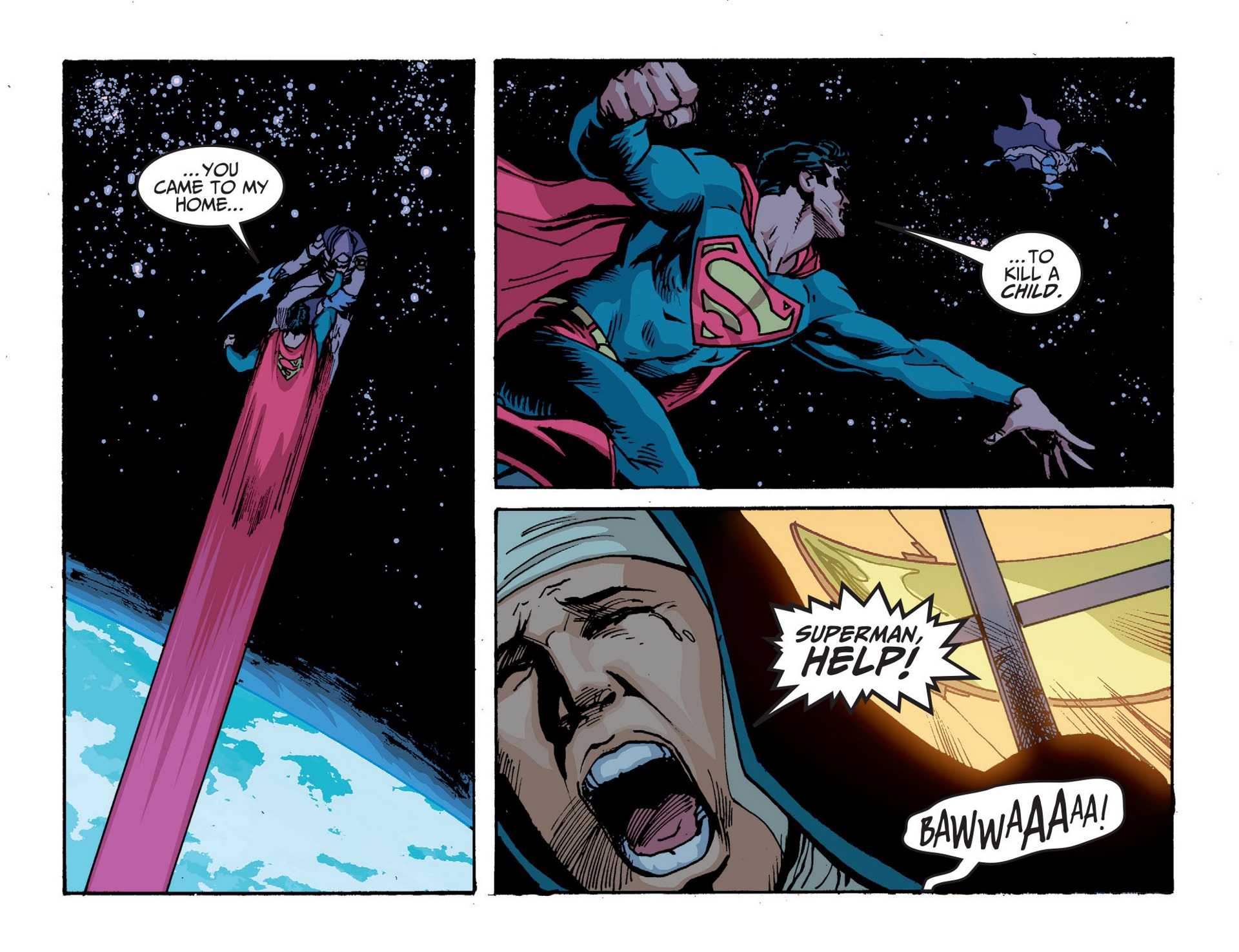 Read online Adventures of Superman [I] comic -  Issue #14 - 17