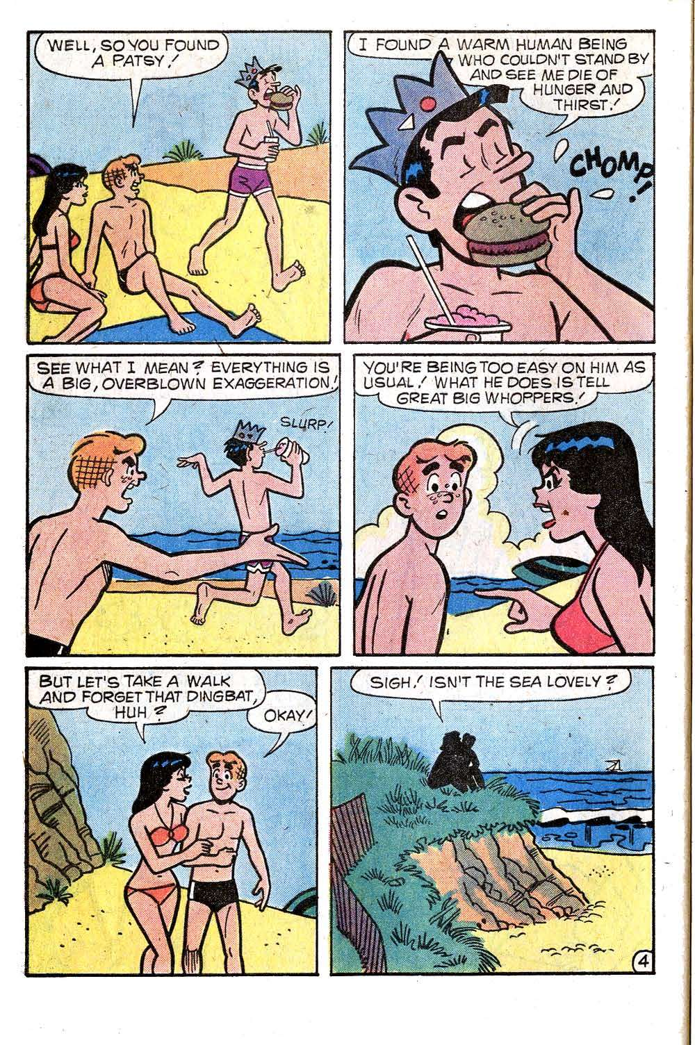 Read online Archie (1960) comic -  Issue #275 - 32