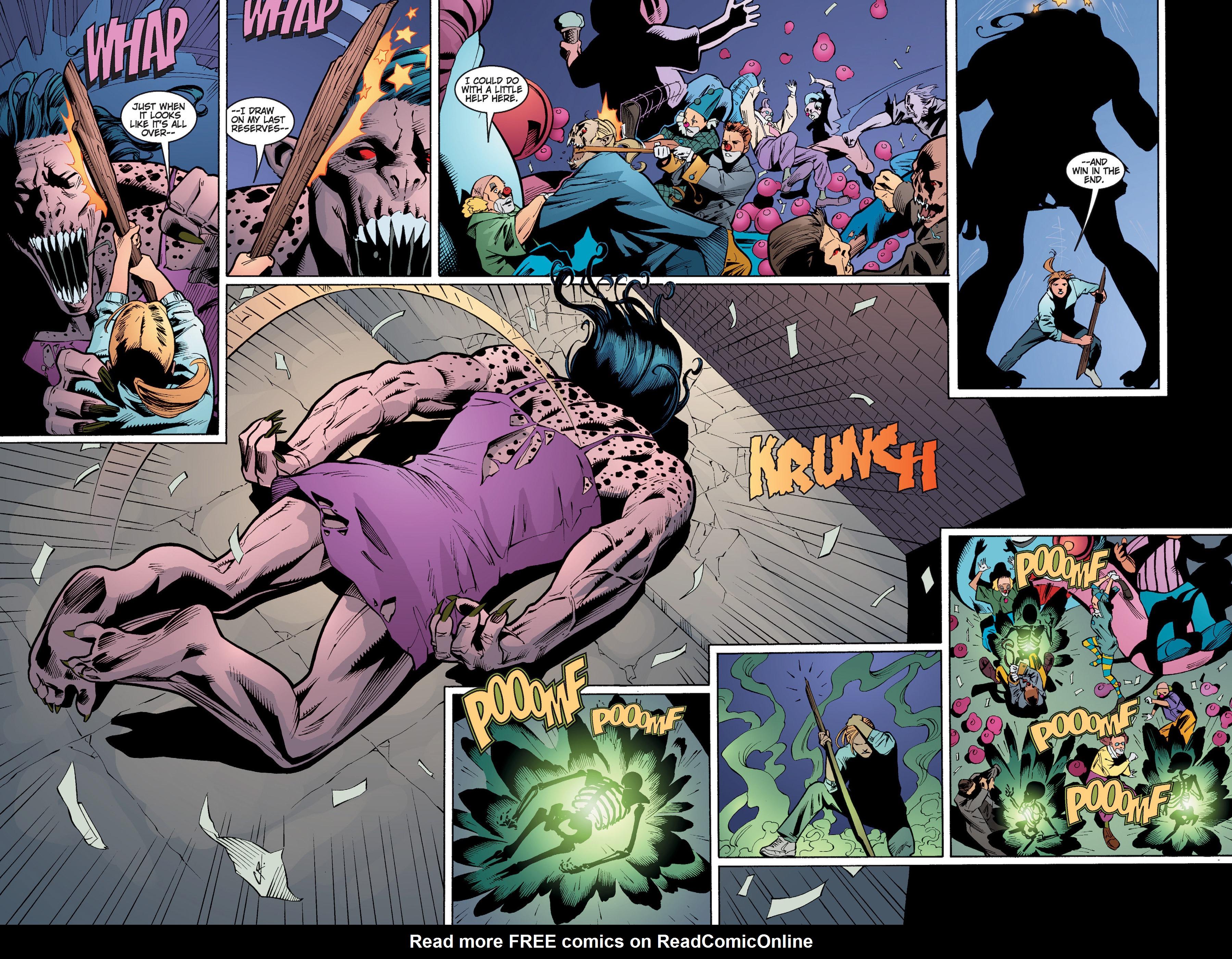 Read online Buffy the Vampire Slayer: Omnibus comic -  Issue # TPB 4 - 204