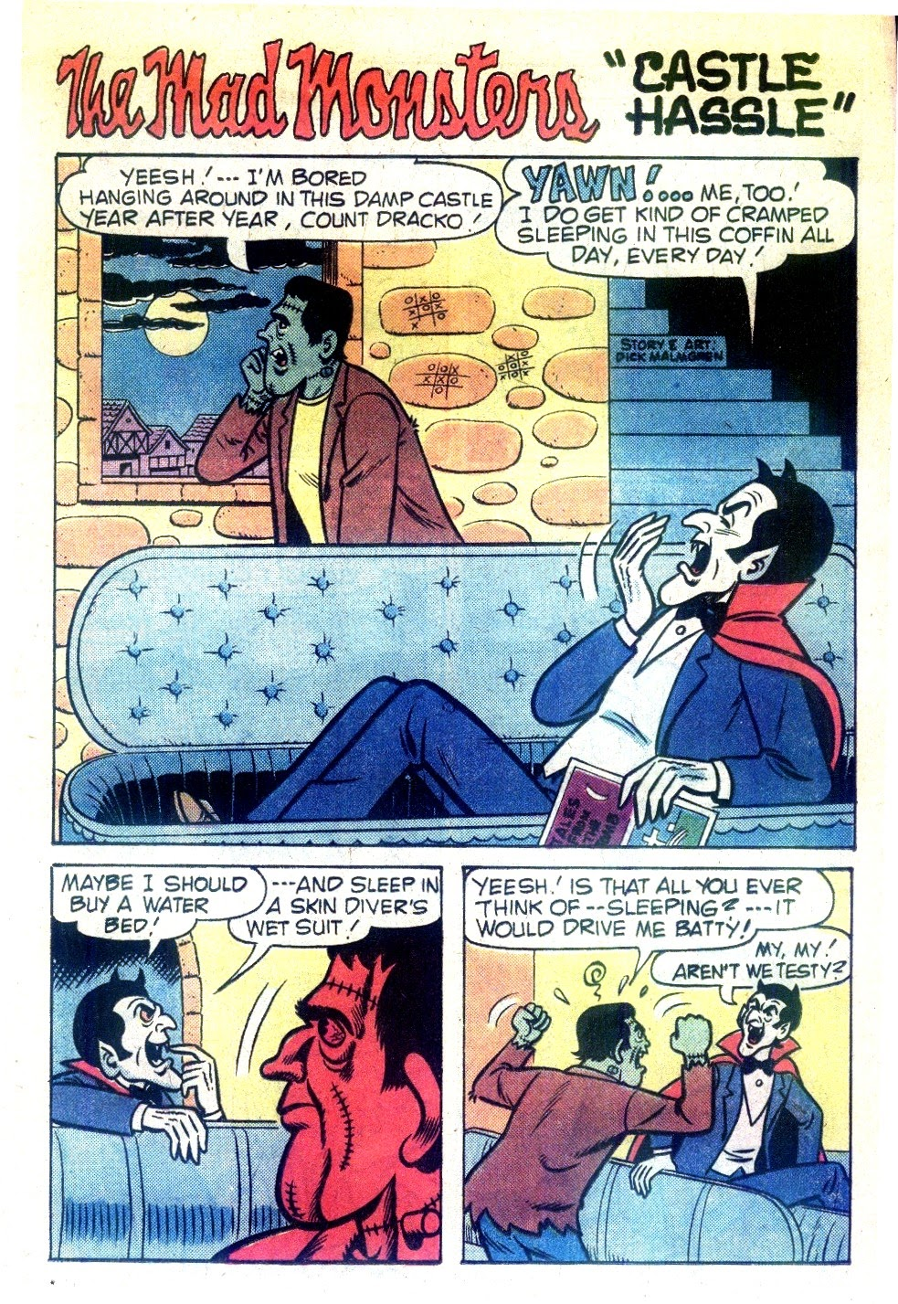Read online Madhouse Comics comic -  Issue #126 - 13