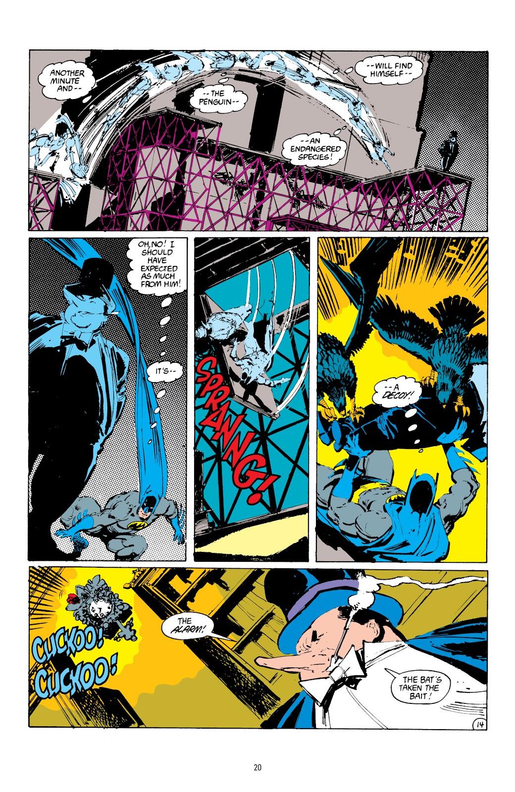 Read online Detective Comics (1937) comic -  Issue # _TPB Batman - The Dark Knight Detective 1 (Part 1) - 20