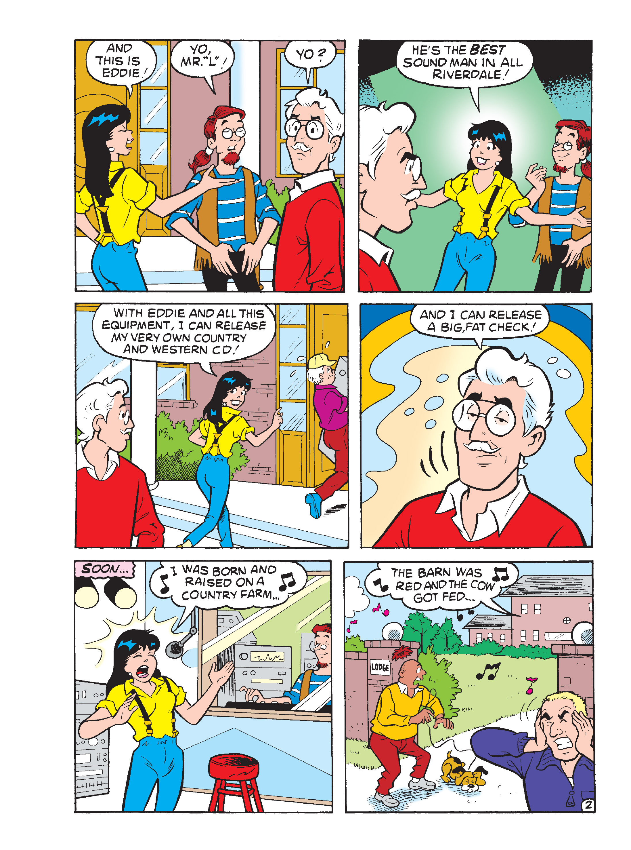 Read online Archie 1000 Page Comics Blowout! comic -  Issue # TPB (Part 4) - 64