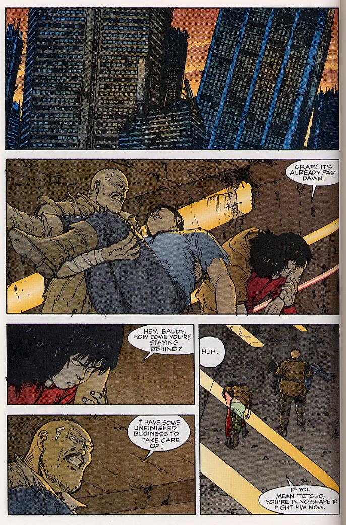 Read online Akira comic -  Issue #26 - 39