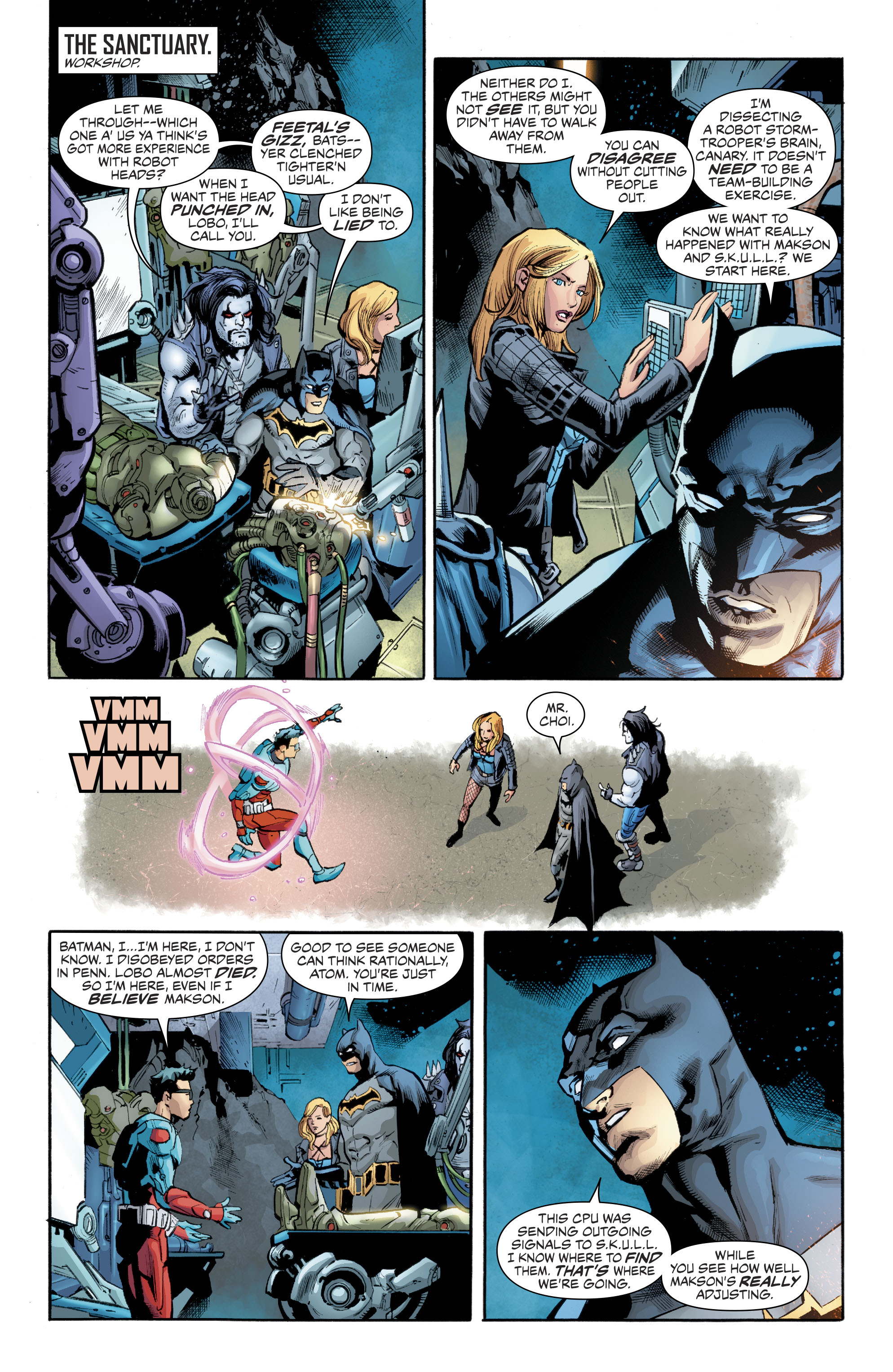 Read online Justice League of America (2017) comic -  Issue #8 - 16