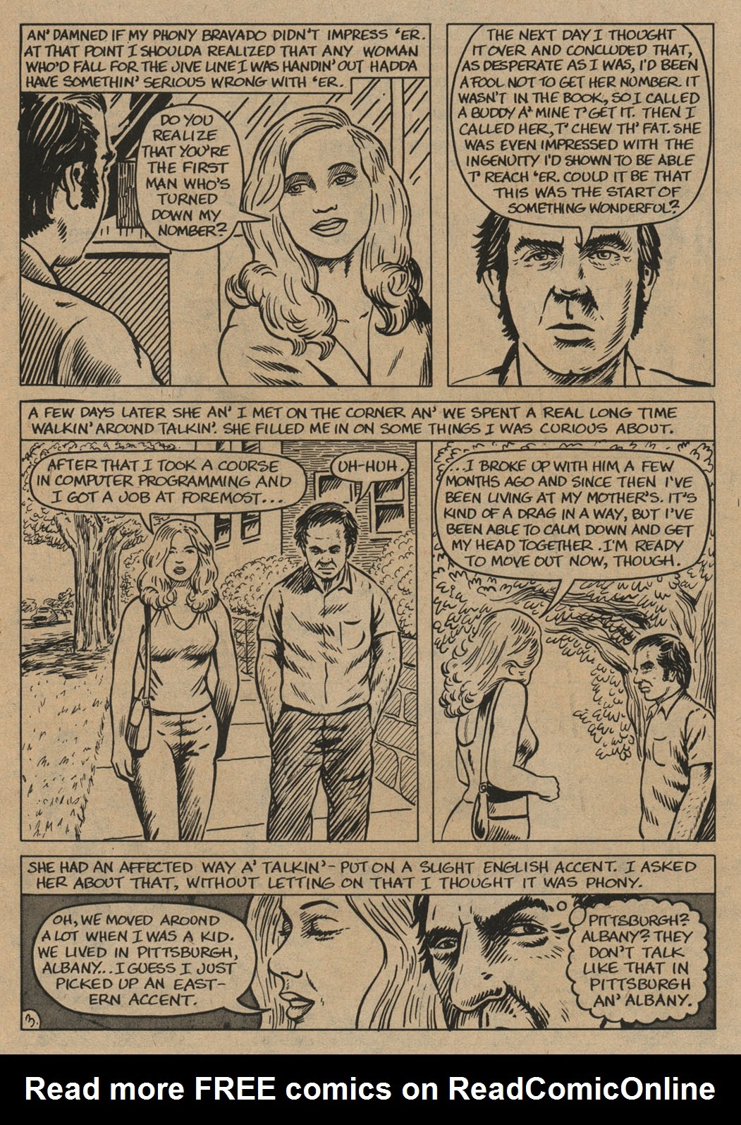 American Splendor (1976) issue 6 - Page 6