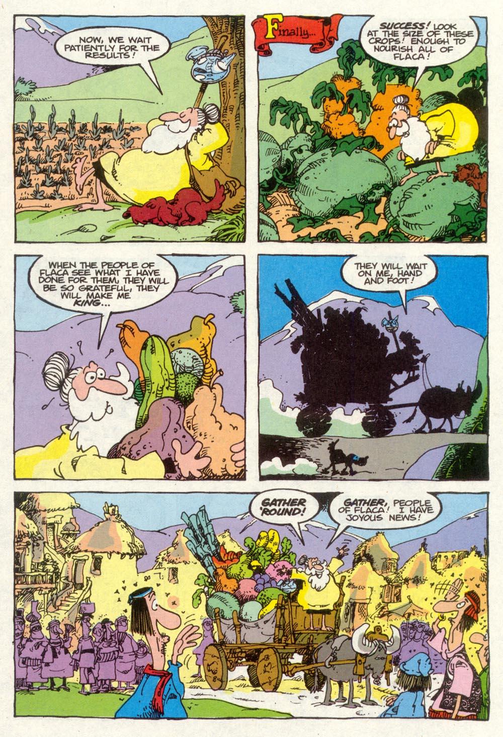 Read online Sergio Aragonés Groo the Wanderer comic -  Issue #90 - 28