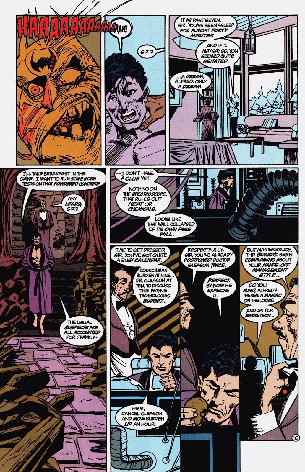 Read online Detective Comics (1937) comic -  Issue # _TPB Batman - Blind Justice (Part 1) - 15