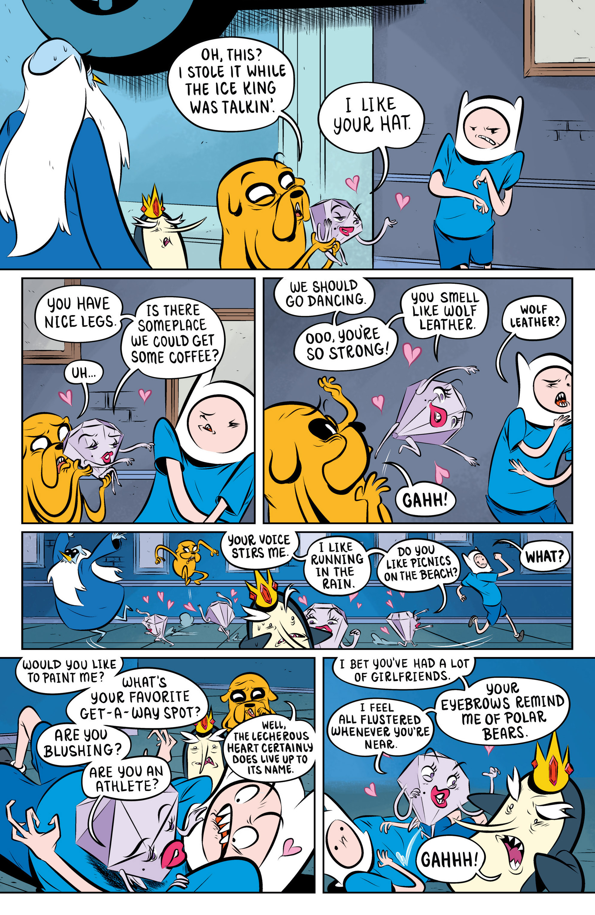 Read online Adventure Time: The Flip Side comic -  Issue #2 - 22