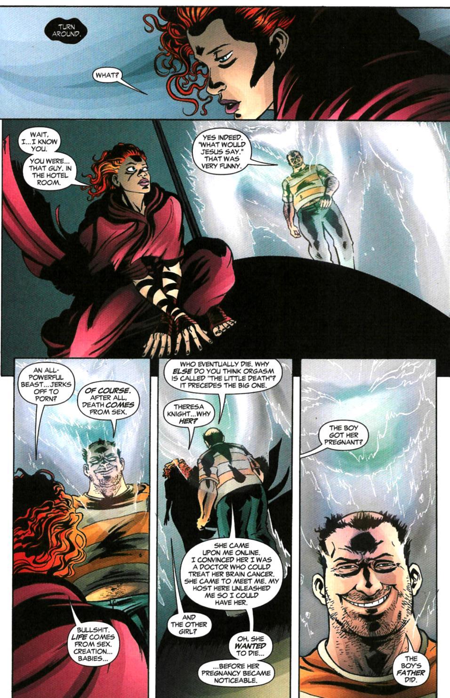 Read online Fallen Angel (2003) comic -  Issue #6 - 14