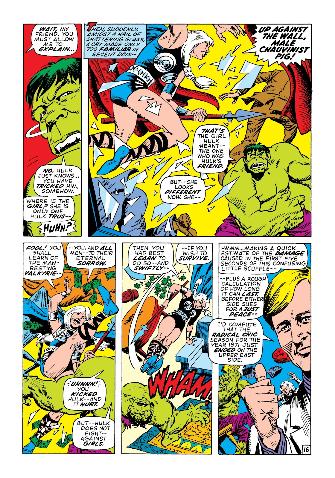 Read online Marvel Masterworks: The Incredible Hulk comic -  Issue # TPB 7 (Part 2) - 82