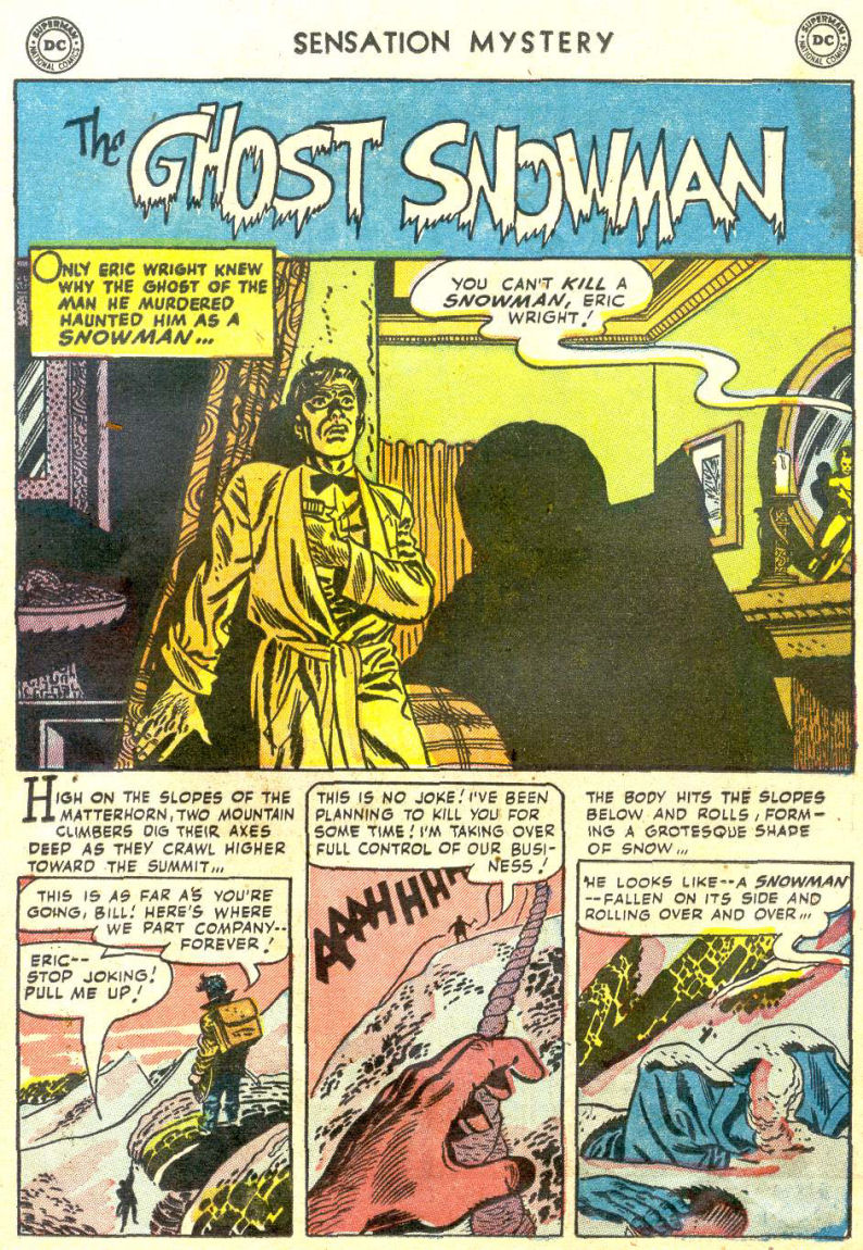 Read online Sensation (Mystery) Comics comic -  Issue #114 - 21
