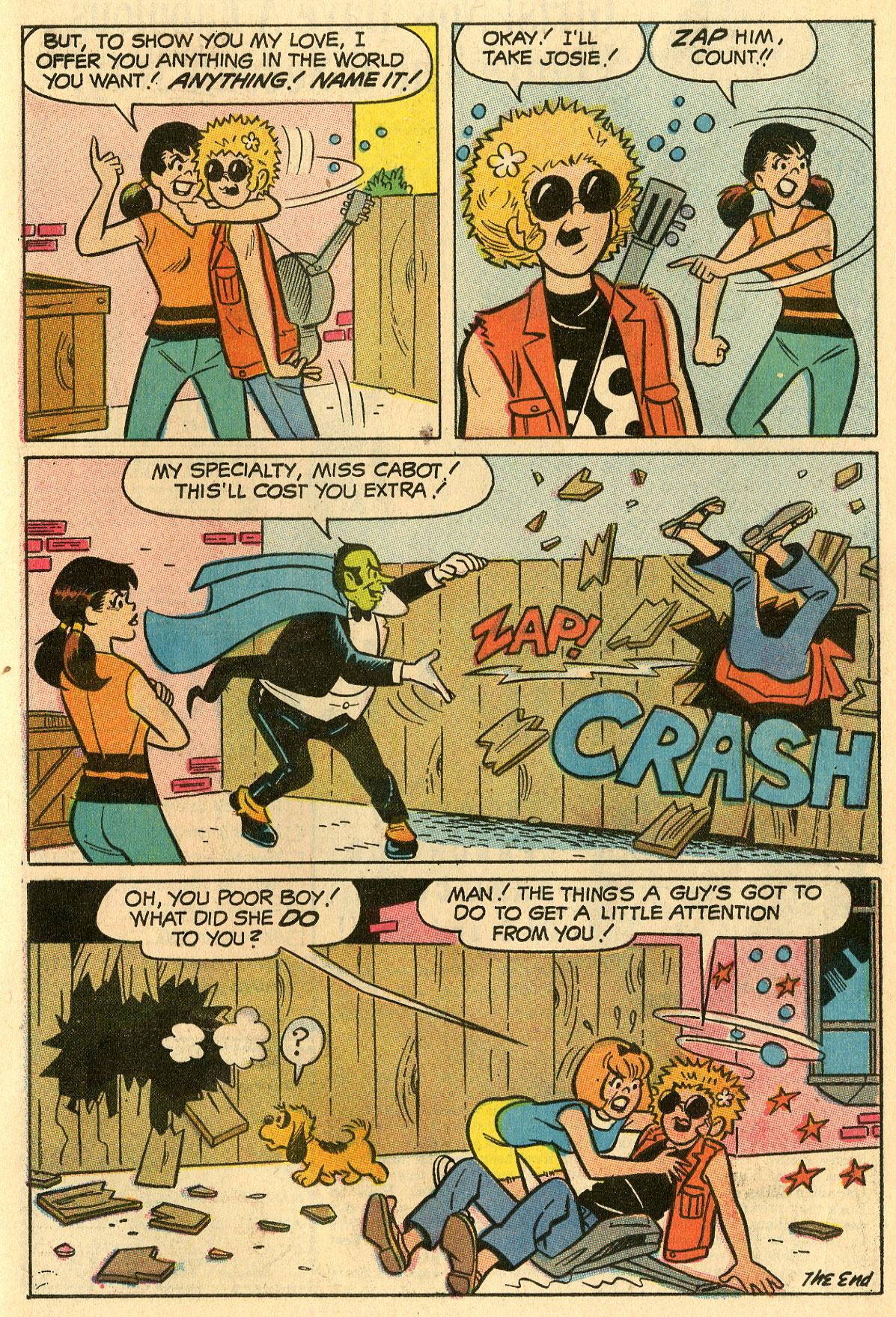 Read online She's Josie comic -  Issue #38 - 11