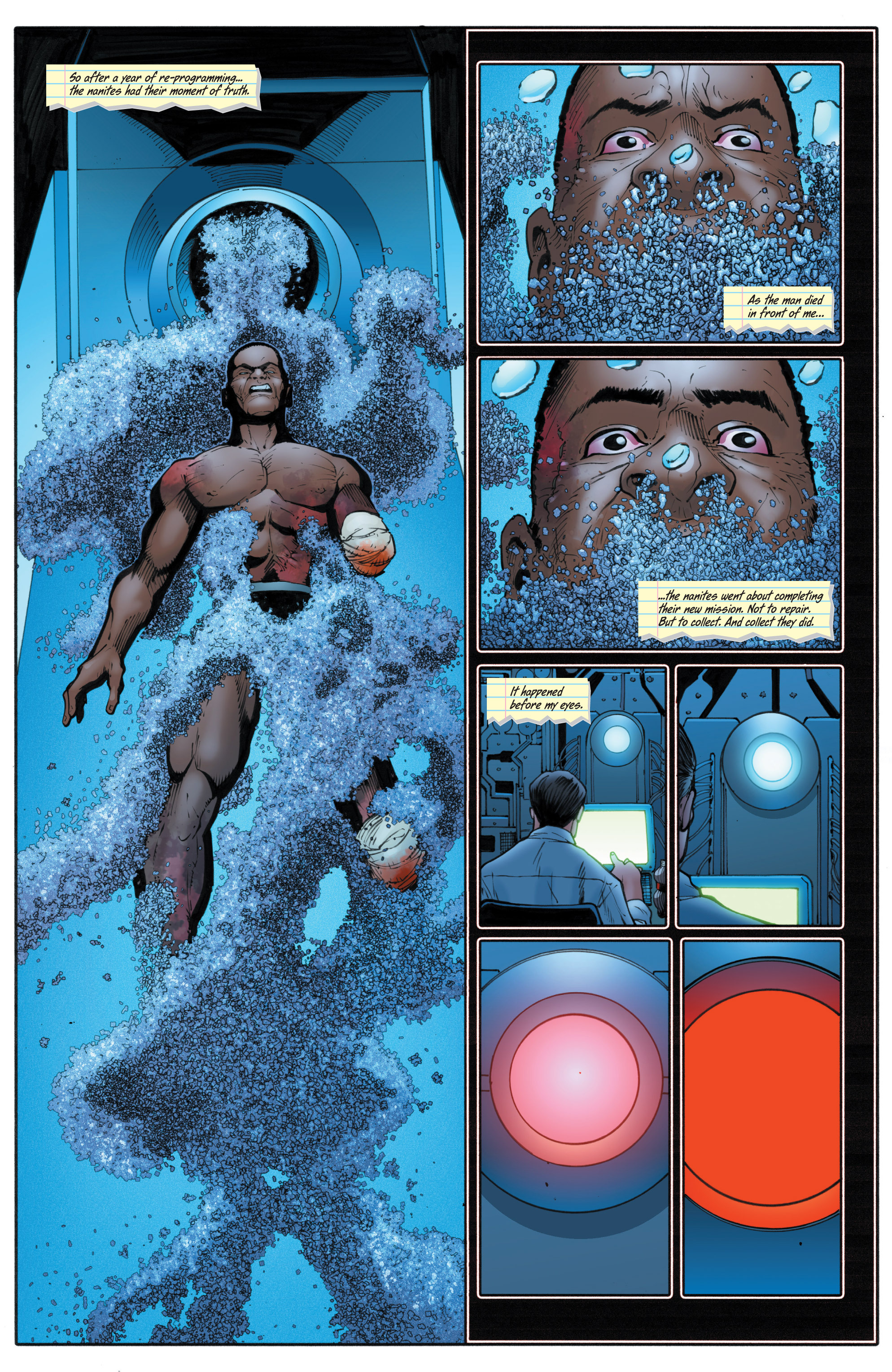 Read online Bloodshot and H.A.R.D.Corps comic -  Issue # TPB 4 - 115