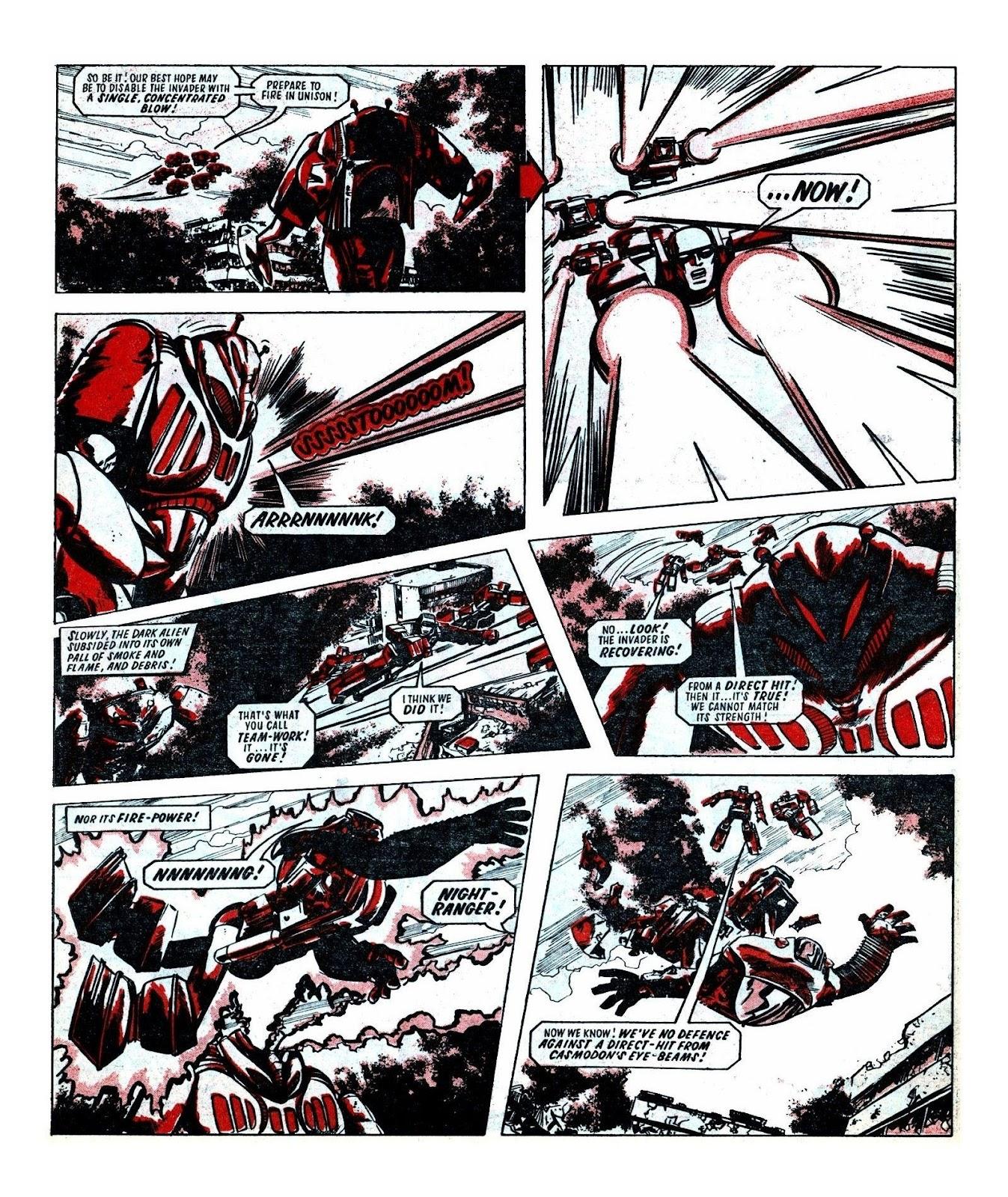 Read online Robo Machines comic -  Issue # TPB - 101