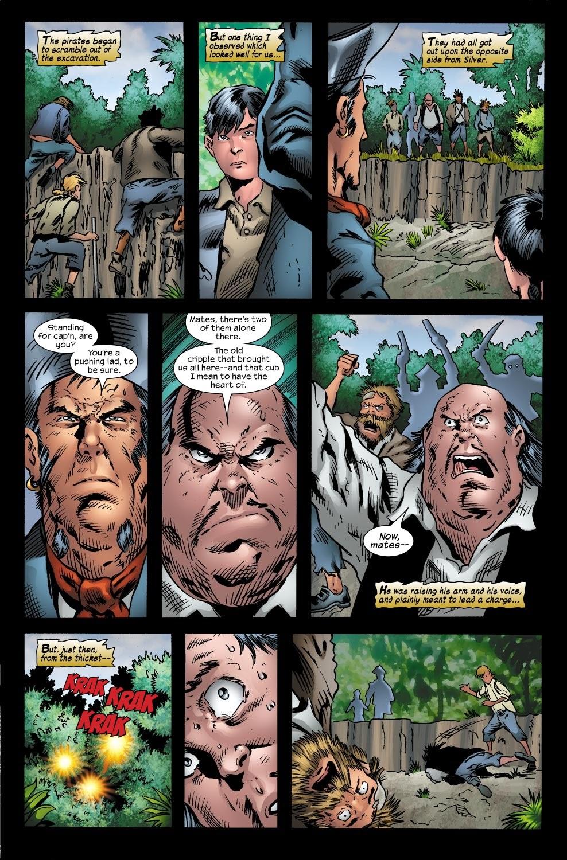 Read online Treasure Island comic -  Issue #6 - 10