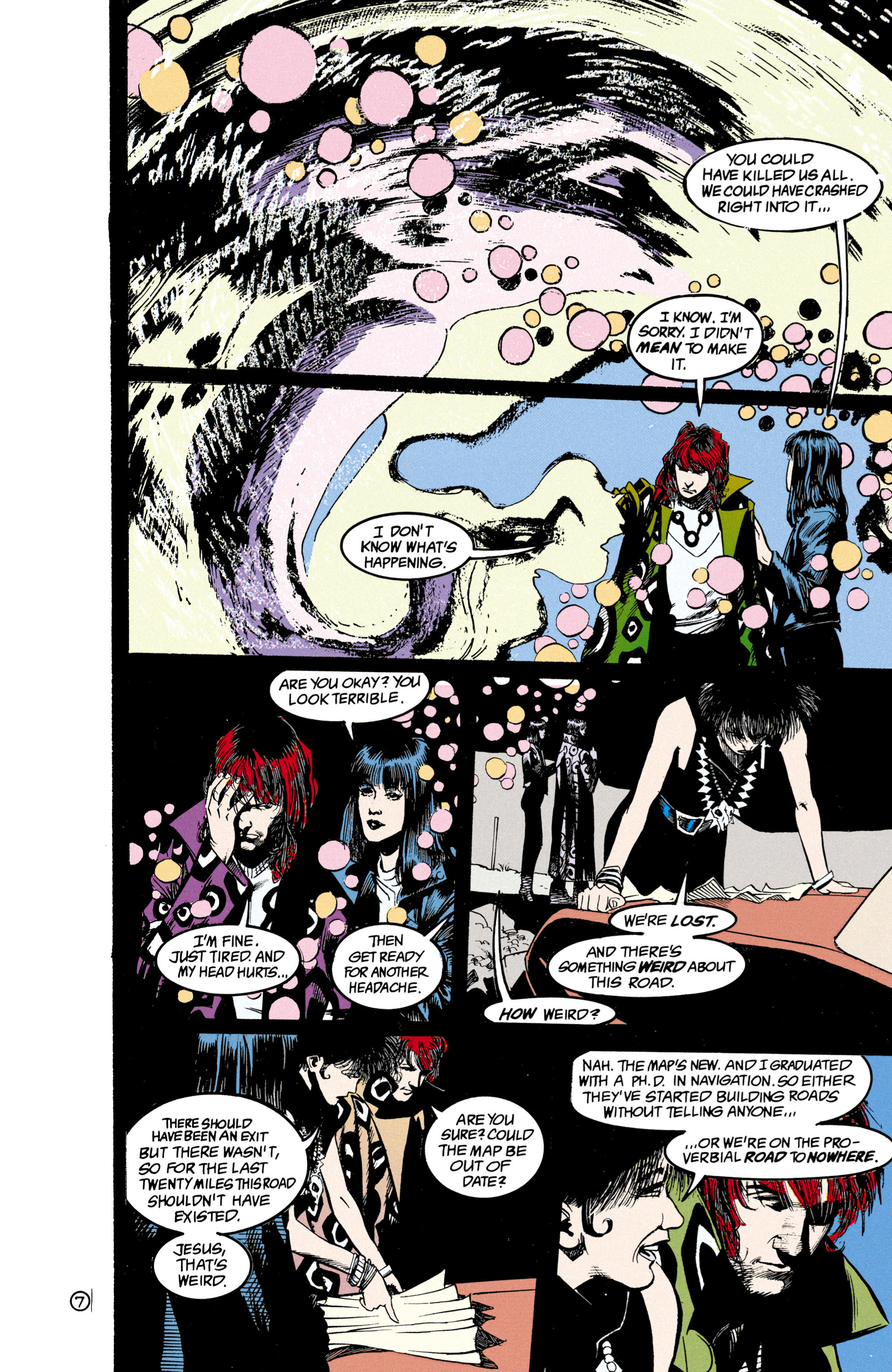 Read online Shade, the Changing Man comic -  Issue #21 - 8