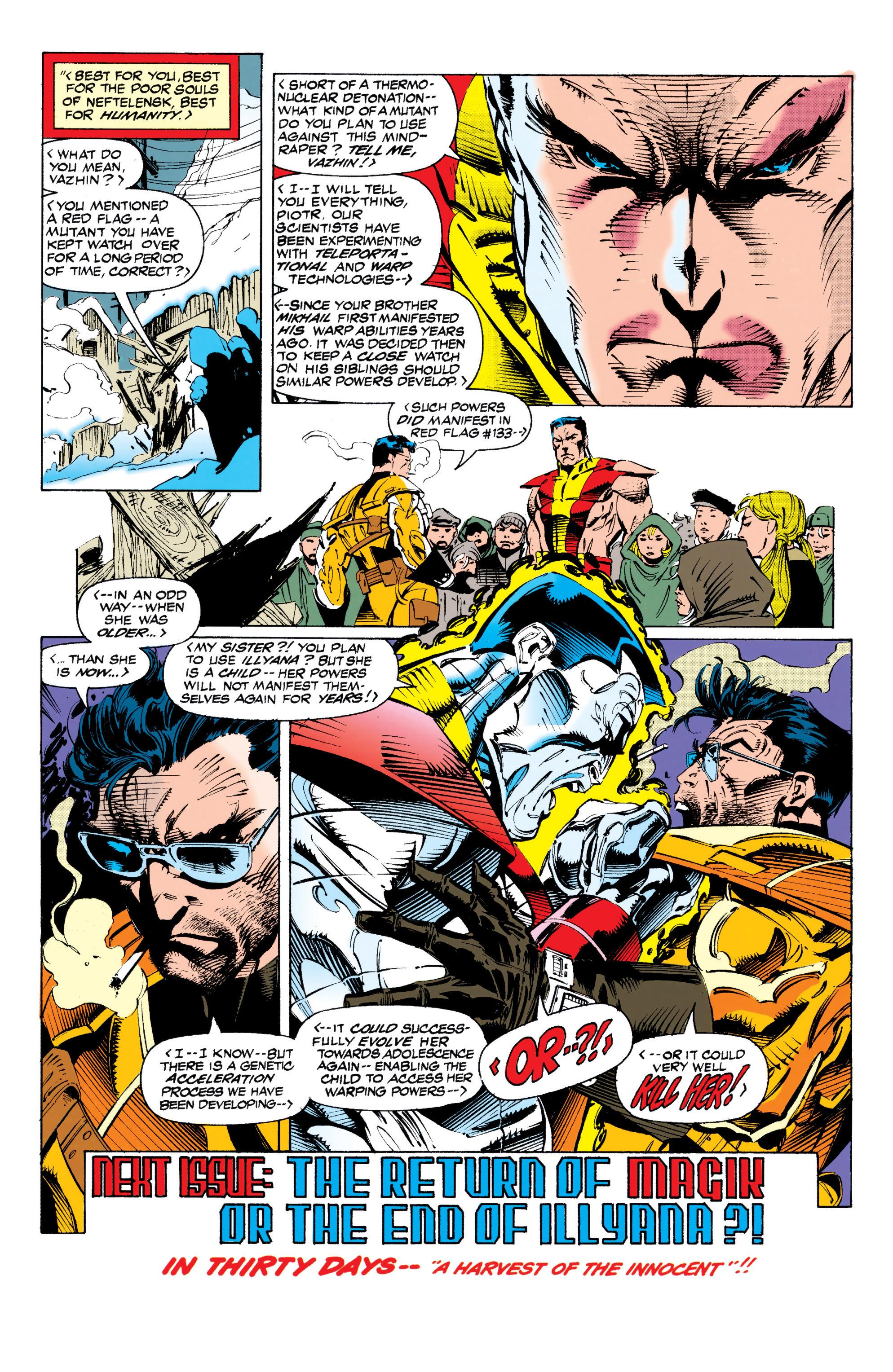 X-Men (1991) 18 Page 21