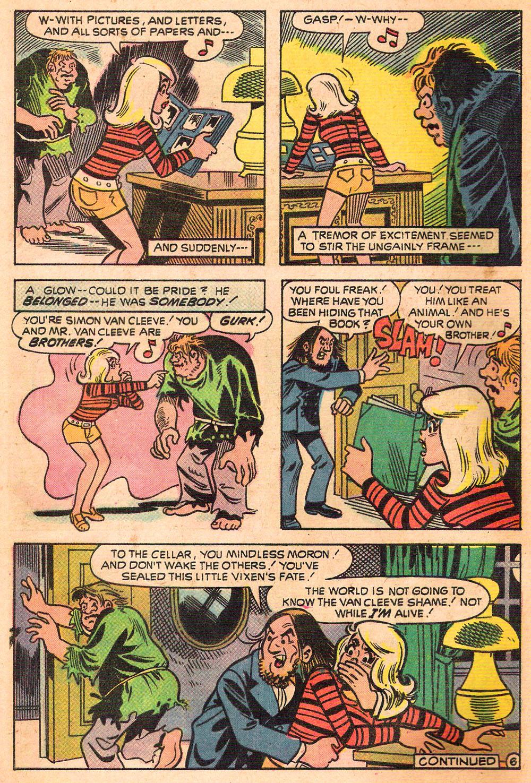 Read online She's Josie comic -  Issue #65 - 8