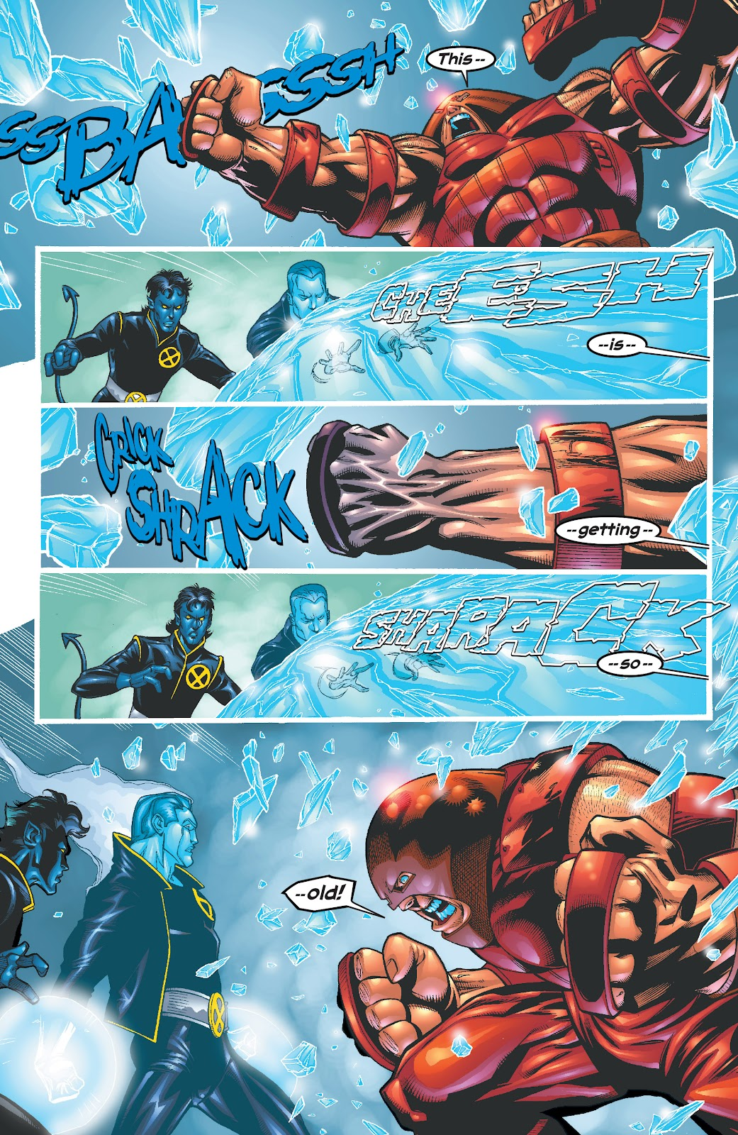 Read online X-Men: Unstoppable comic -  Issue # TPB (Part 1) - 33
