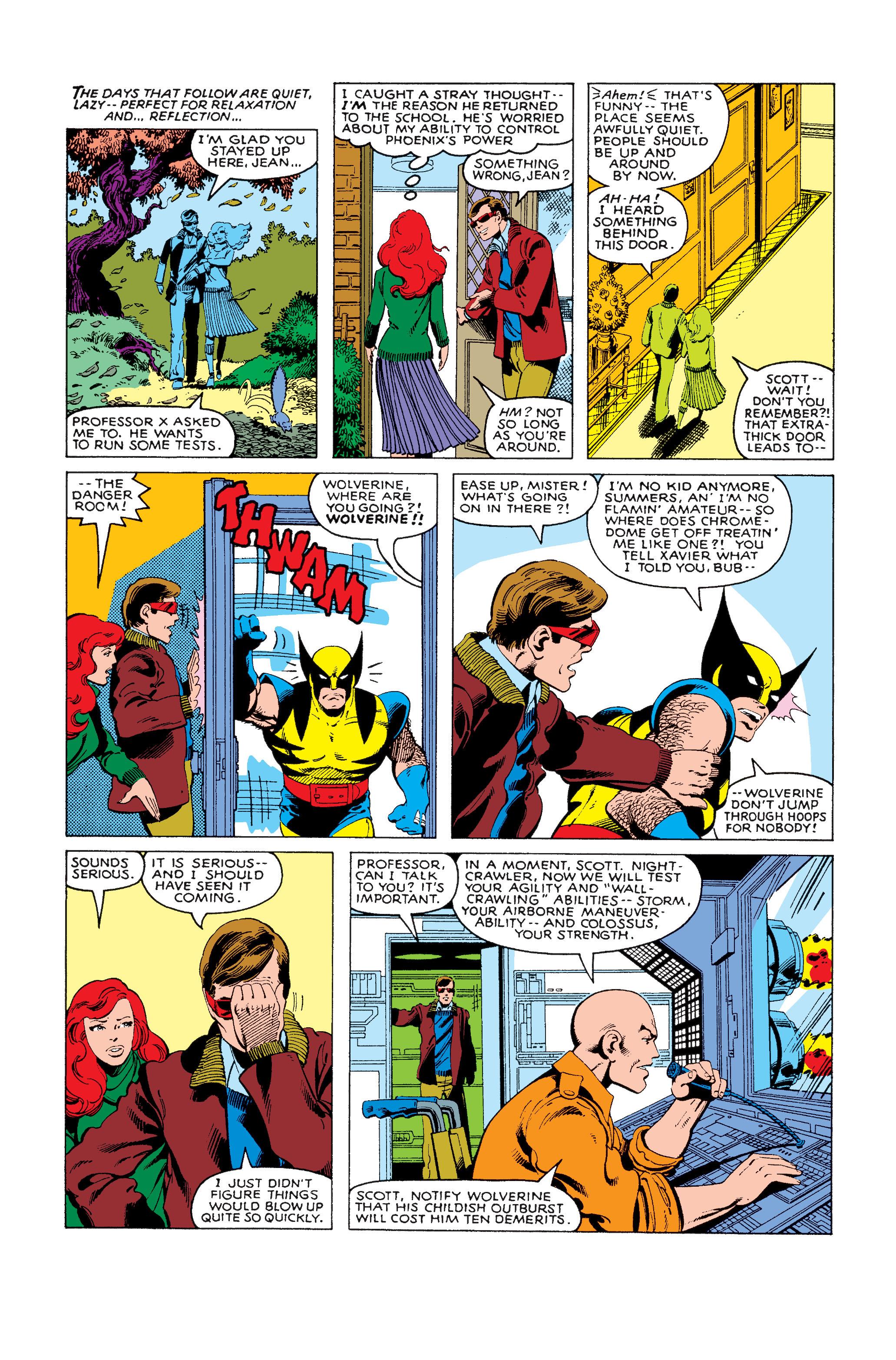 Read online Uncanny X-Men (1963) comic -  Issue #129 - 8