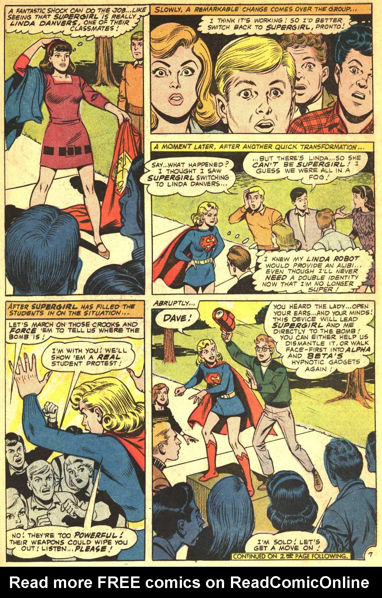 Read online Action Comics (1938) comic -  Issue #368 - 21