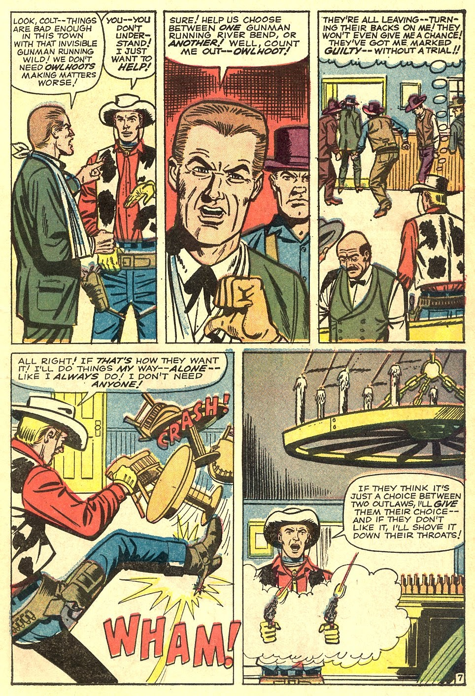 Kid Colt Outlaw issue 116 - Page 11