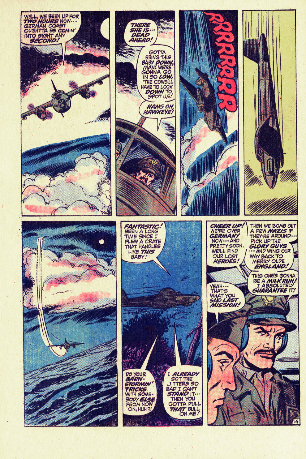 Read online Sgt. Fury comic -  Issue #96 - 20