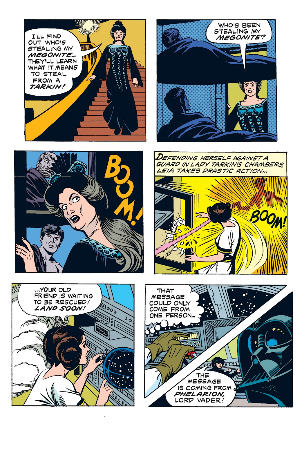 Read online Star Wars Legends: The Newspaper Strips - Epic Collection comic -  Issue # TPB (Part 2) - 61