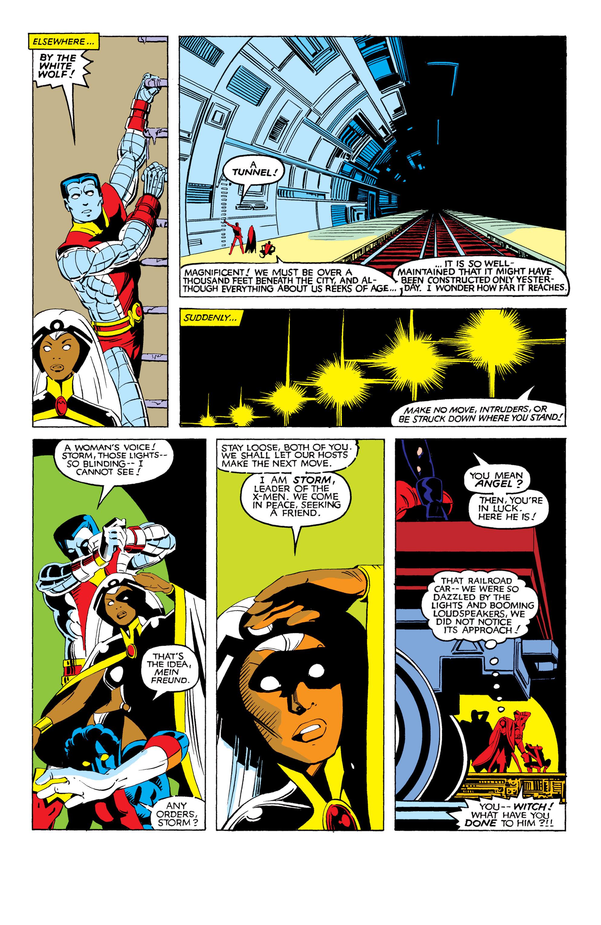 Read online Uncanny X-Men (1963) comic -  Issue #169 - 18